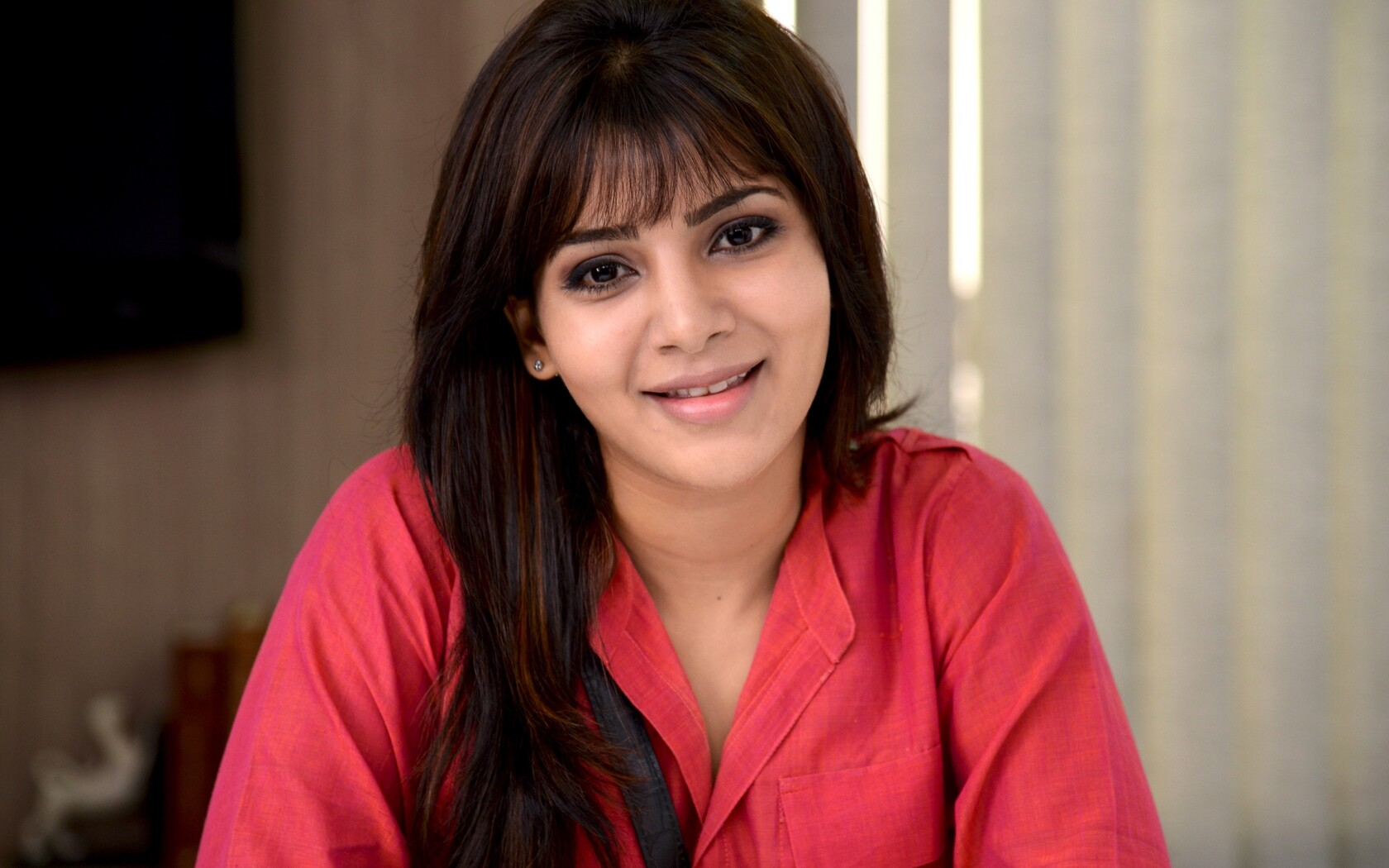 1680x1050 Samantha Indian Actress Desktop 1680x1050