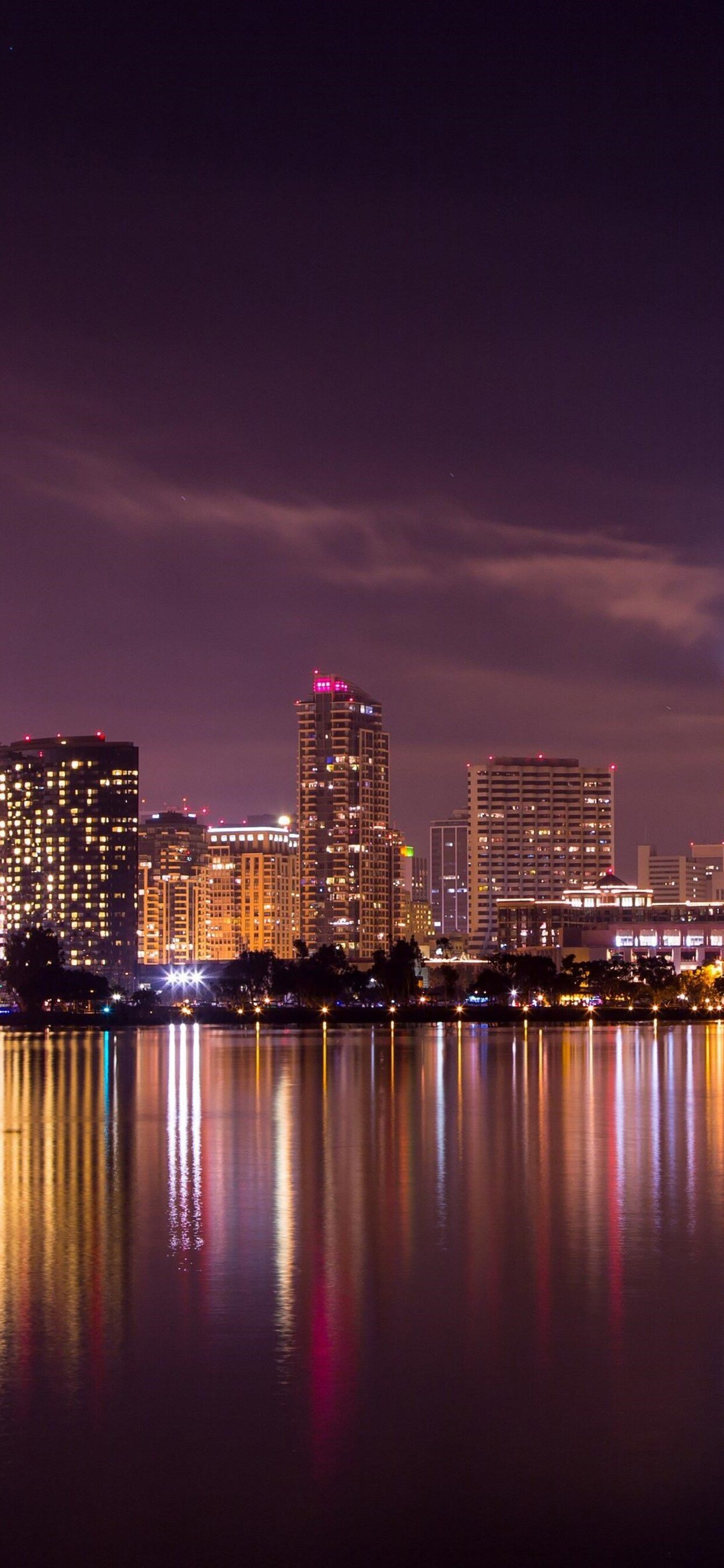 1242x2688 San Diego Skyline Iphone Xs Max Hd 4k Wallpapers Images Backgrounds Photos And Pictures