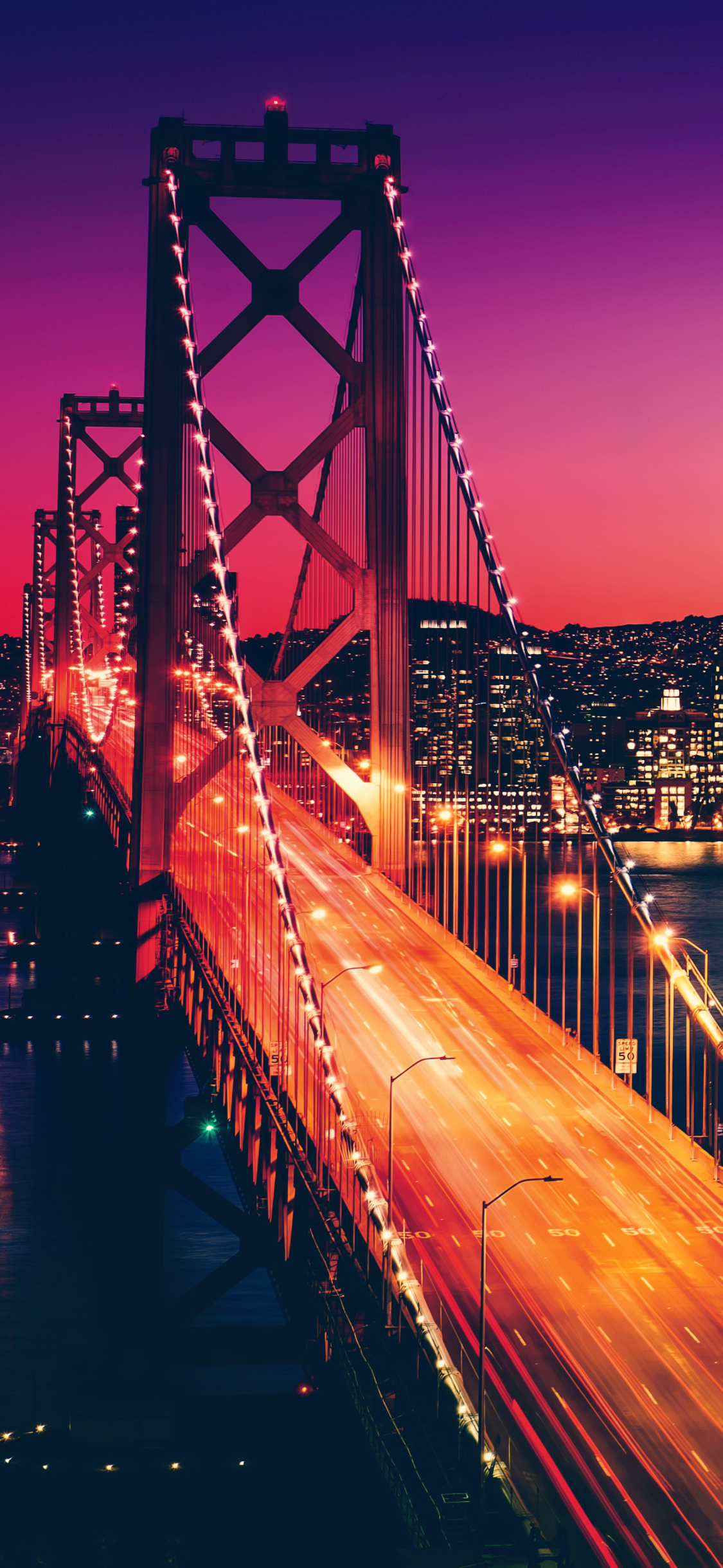 1125x2436 San Francisco California Cityscape 4k Iphone Xs Iphone