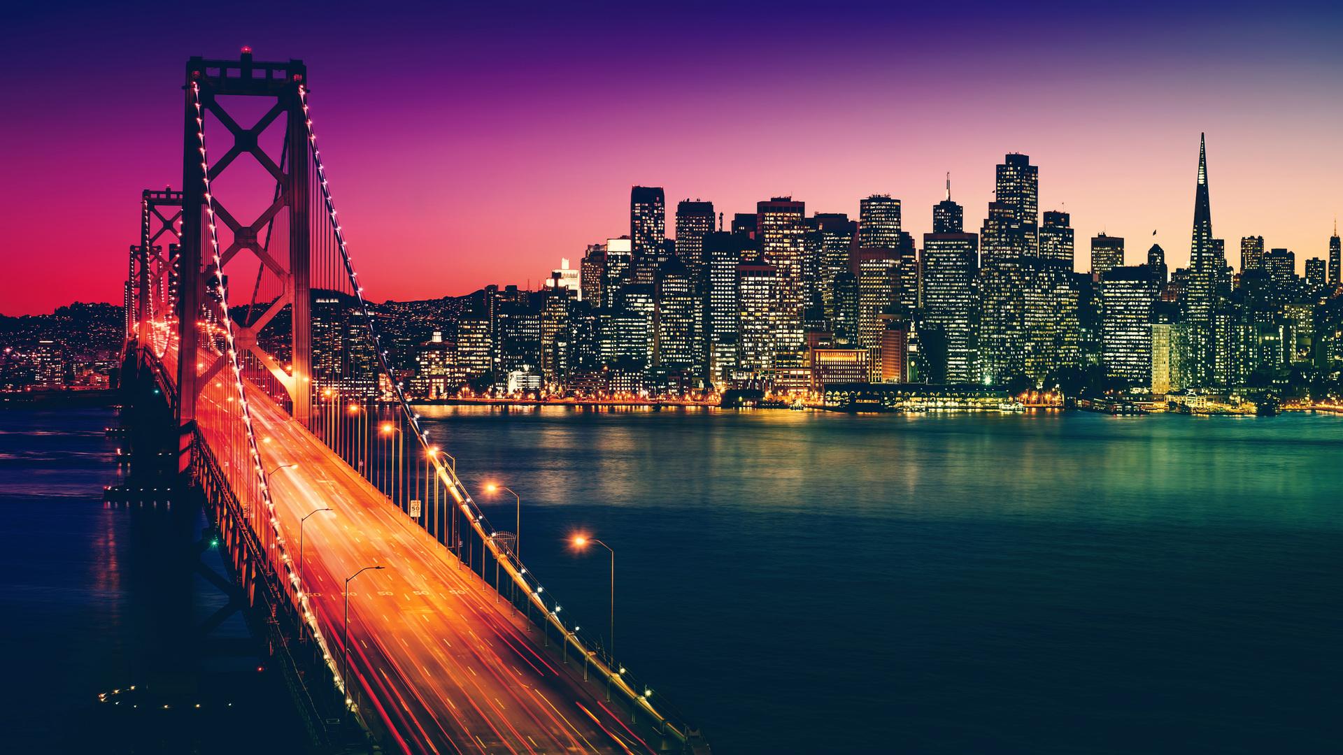 1920x1080 san francisco california cityscape 4k laptop - 1920x1080 wallpaper 4k ...