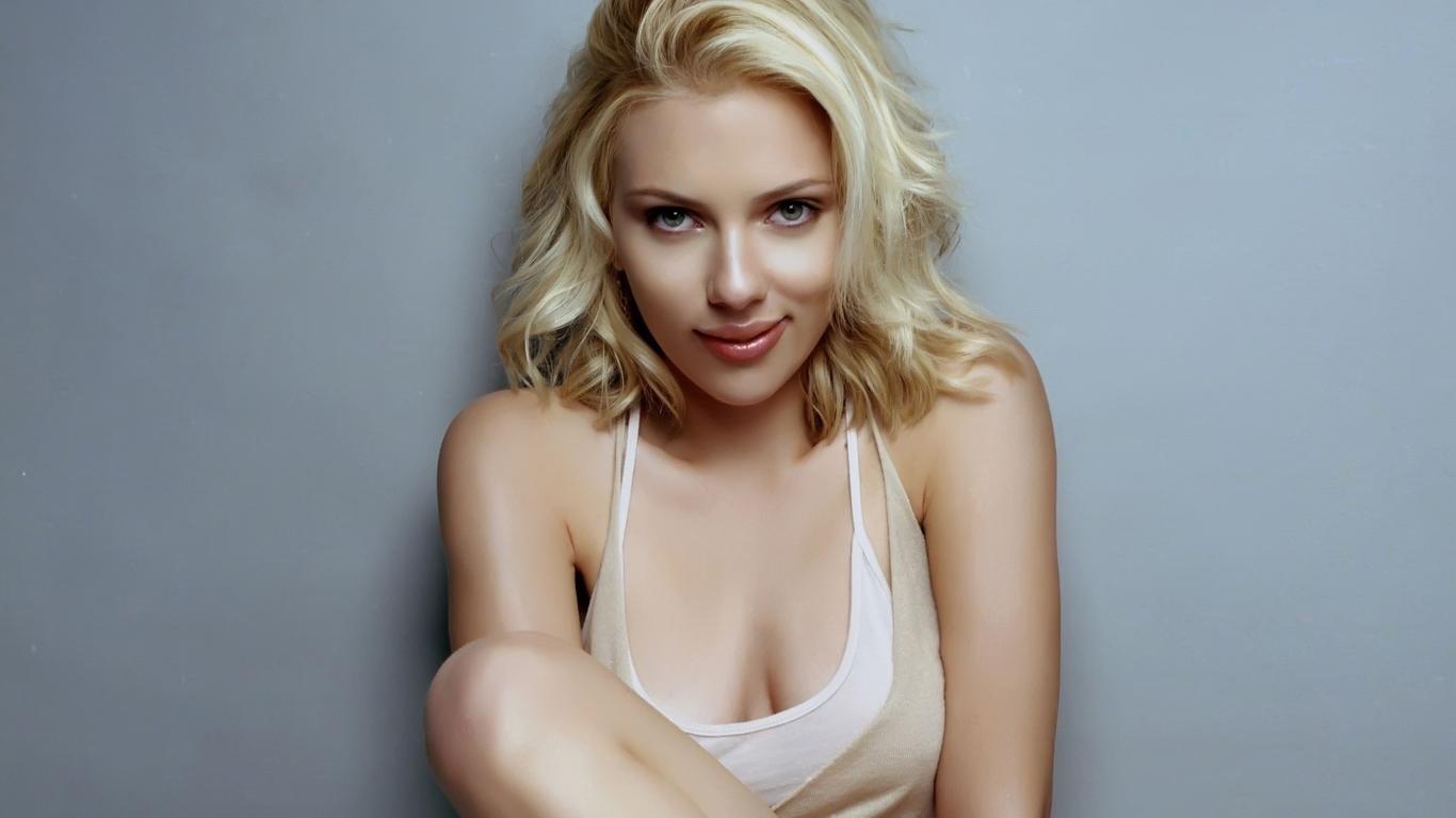 1366x768 Scarlett Johansson 1 Resolution HD 4k Wallpapers