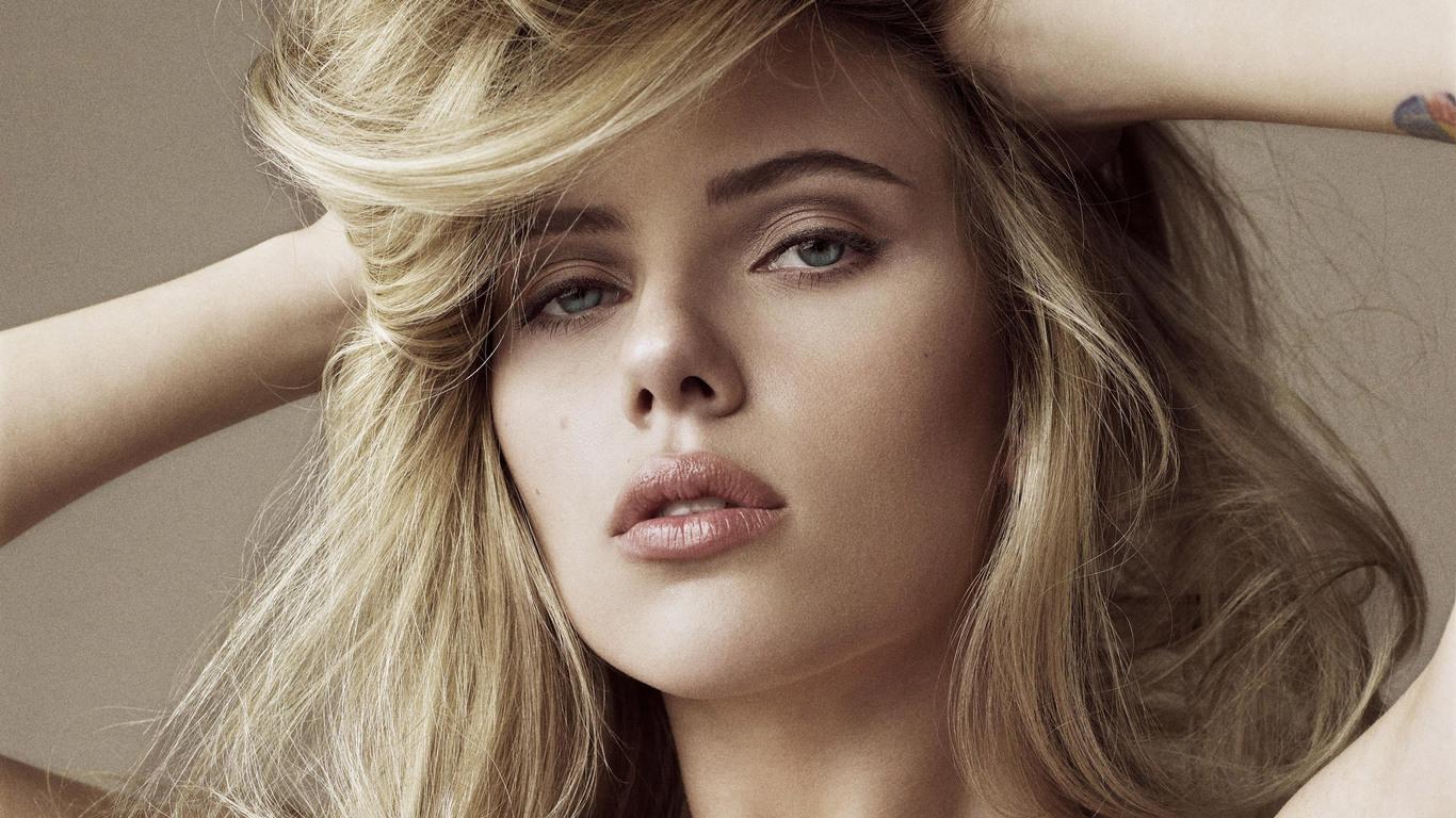 Scarlett Johansson 4k Hd W6