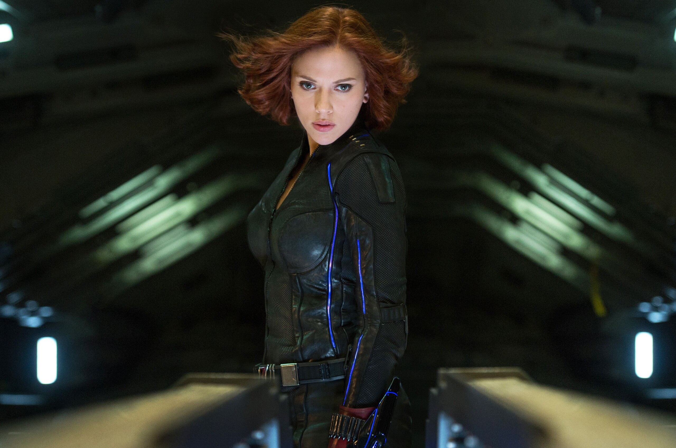 2560x1700 Scarlett Johansson Avengers Chromebook Pixel HD 4k