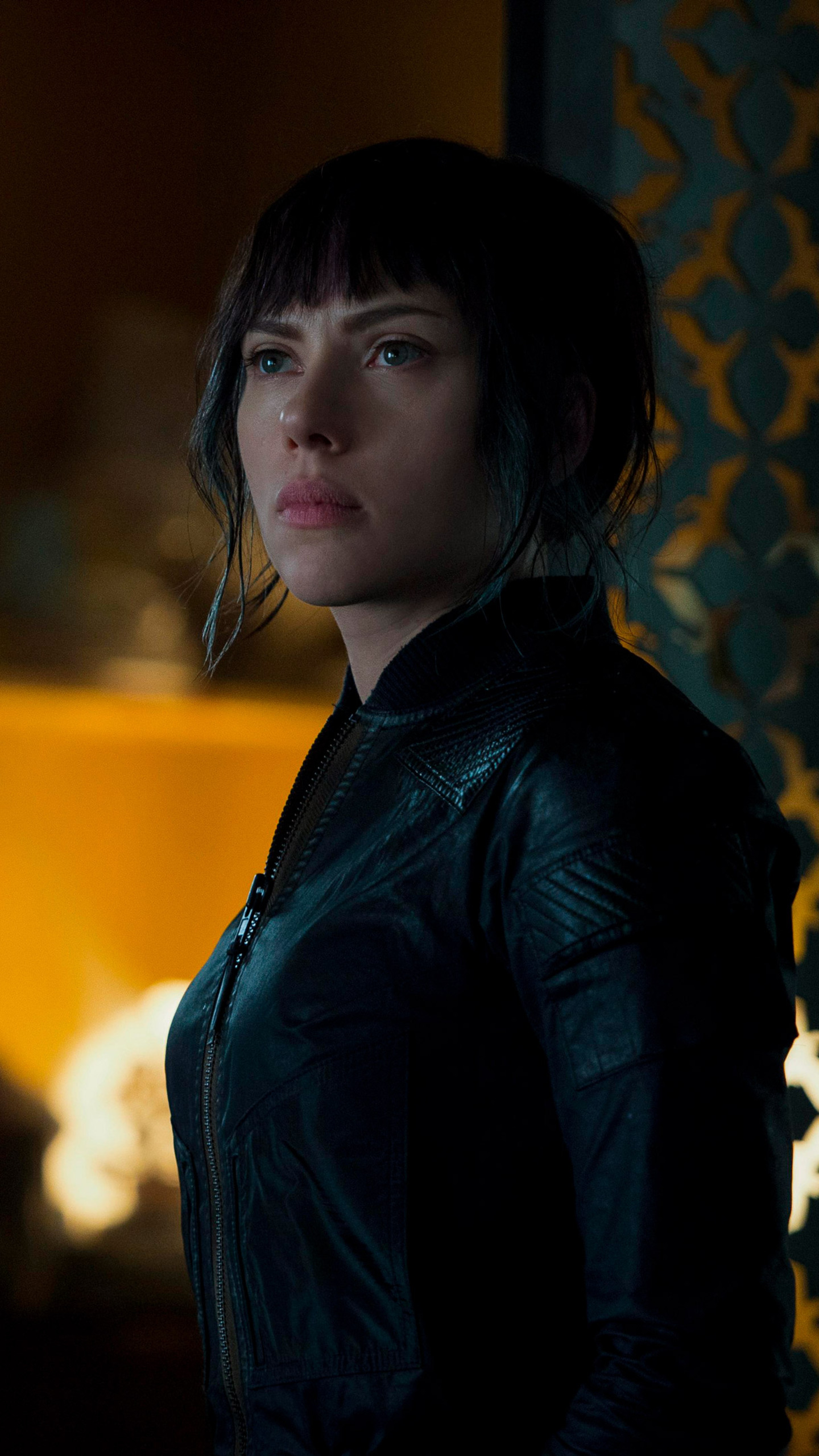 Ghost In The Shell Johansson