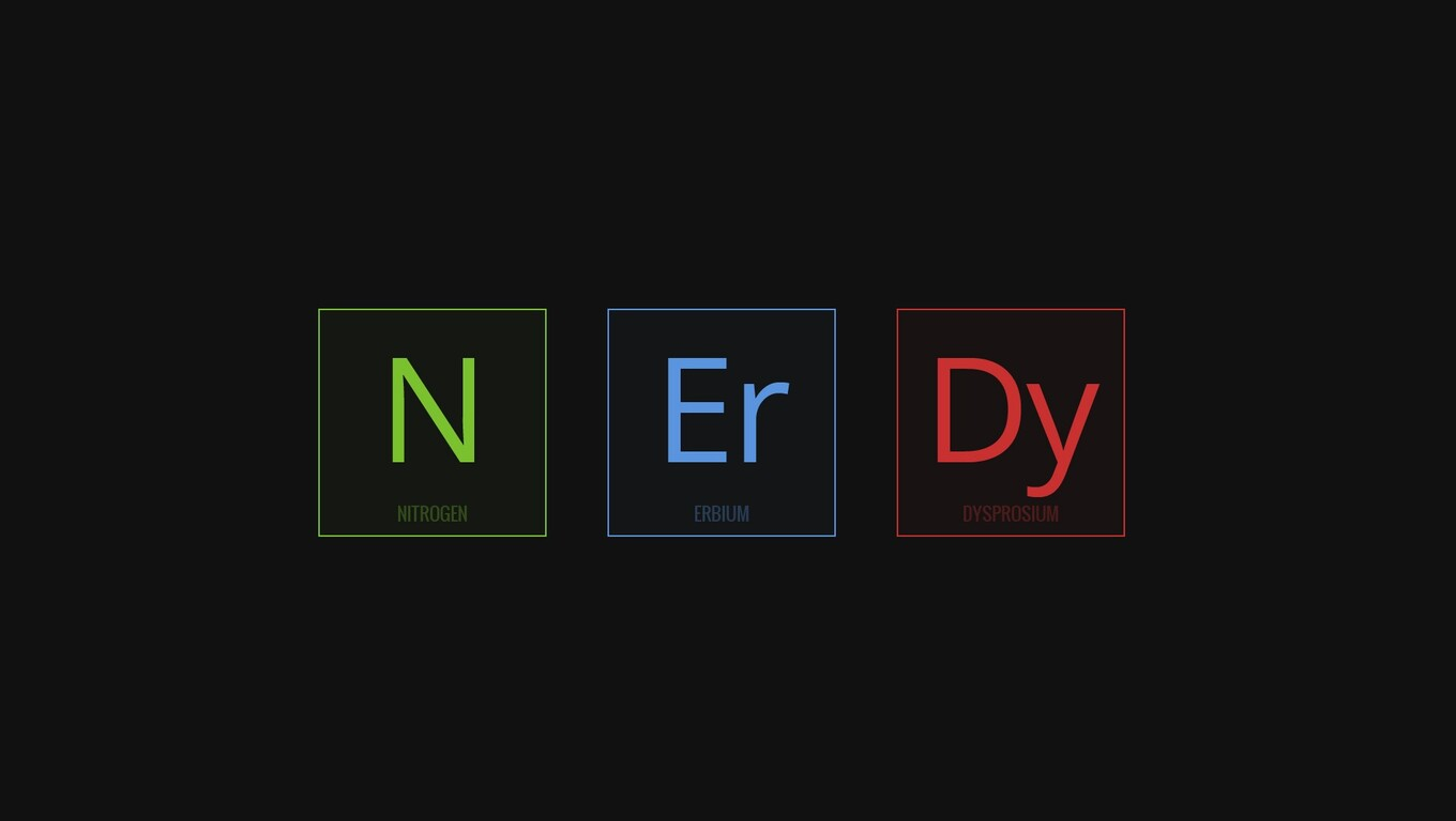1360x768 science nerds minimalism laptop hd hd 4k wallpapers images backgrounds photos and - Nerd wallpaper for walls ...