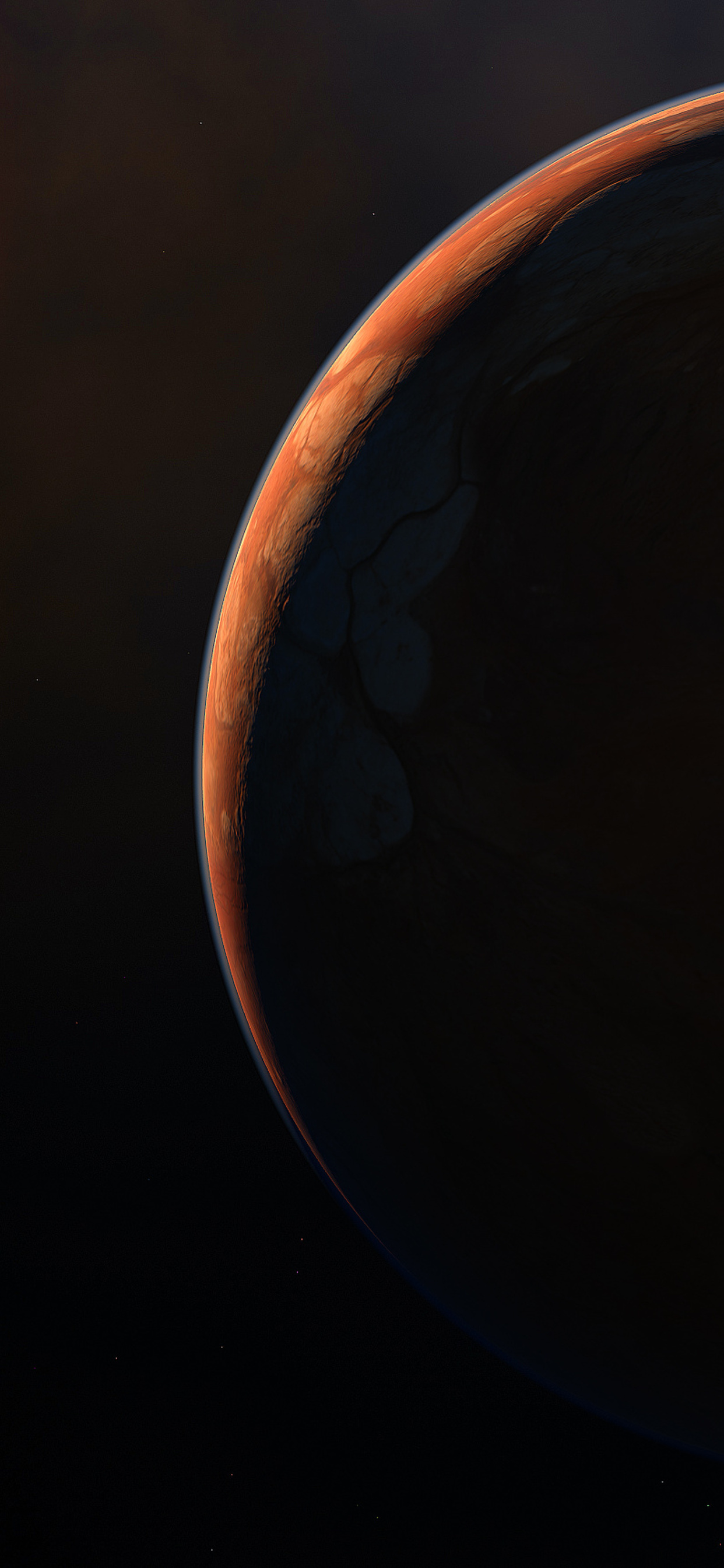 1242x2688 Scifi Space Planet 4k Iphone Xs Max Hd 4k Wallpapers