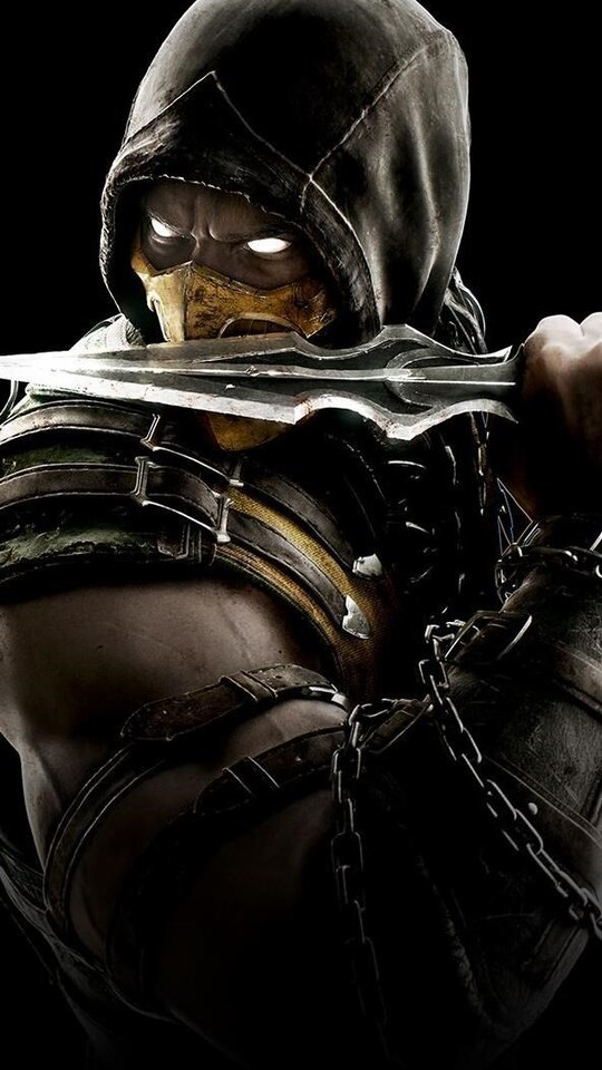540x960 Scorpion Mortal Kombat 540x960 Resolution Hd 4k Wallpapers