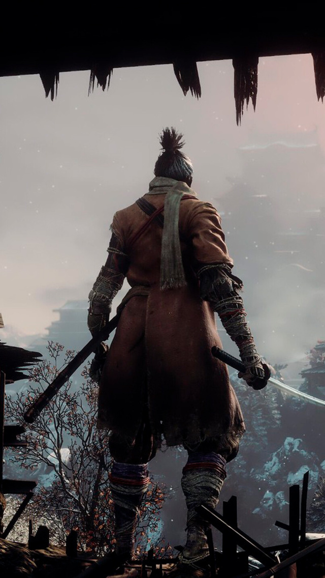640x1136 Sekiro Shadows Die Twice Game Iphone 55c5sse Ipod Touch