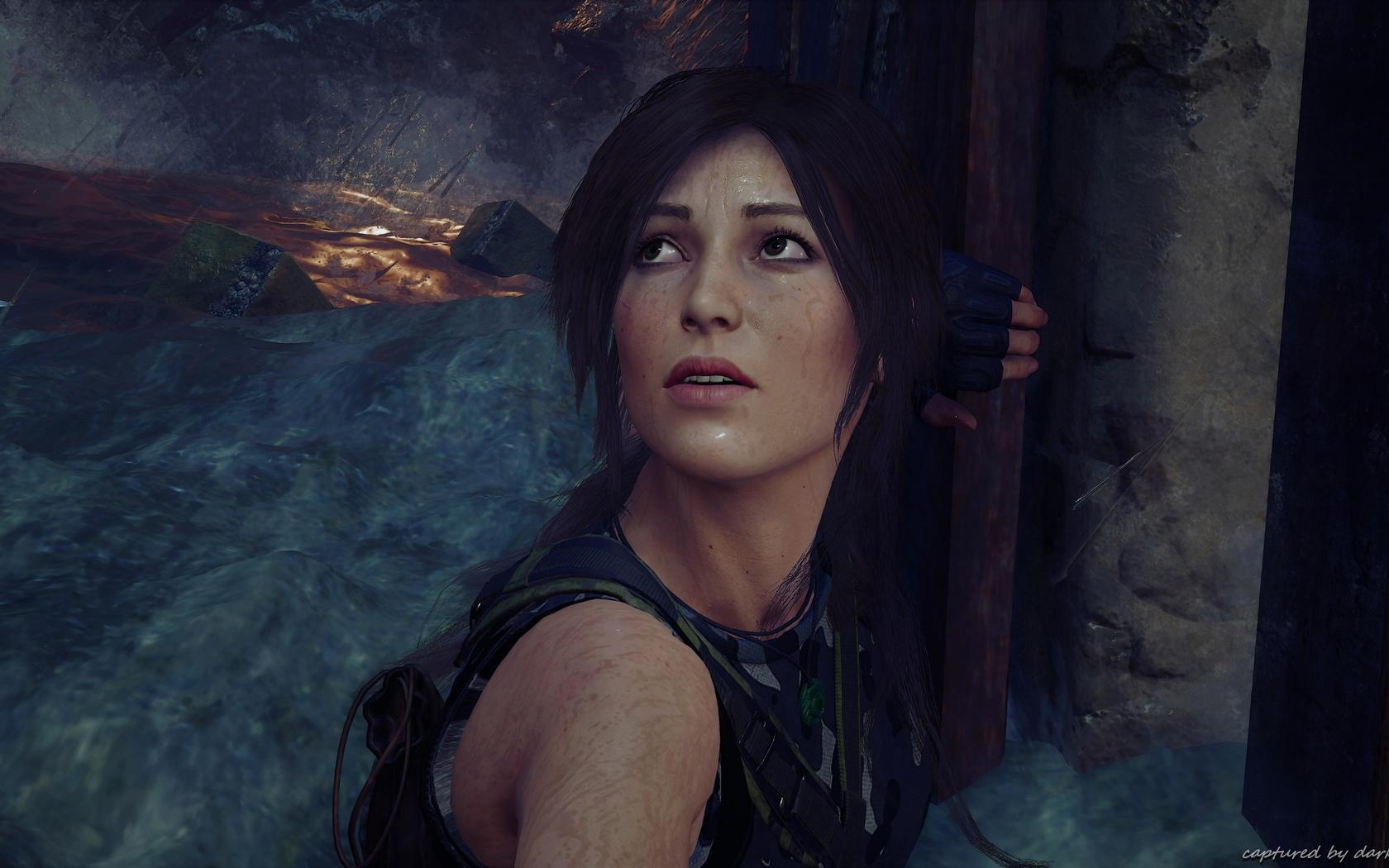 1680x1050 Shadow Of The Tomb Raider Lara Croft 4k 1680x1050