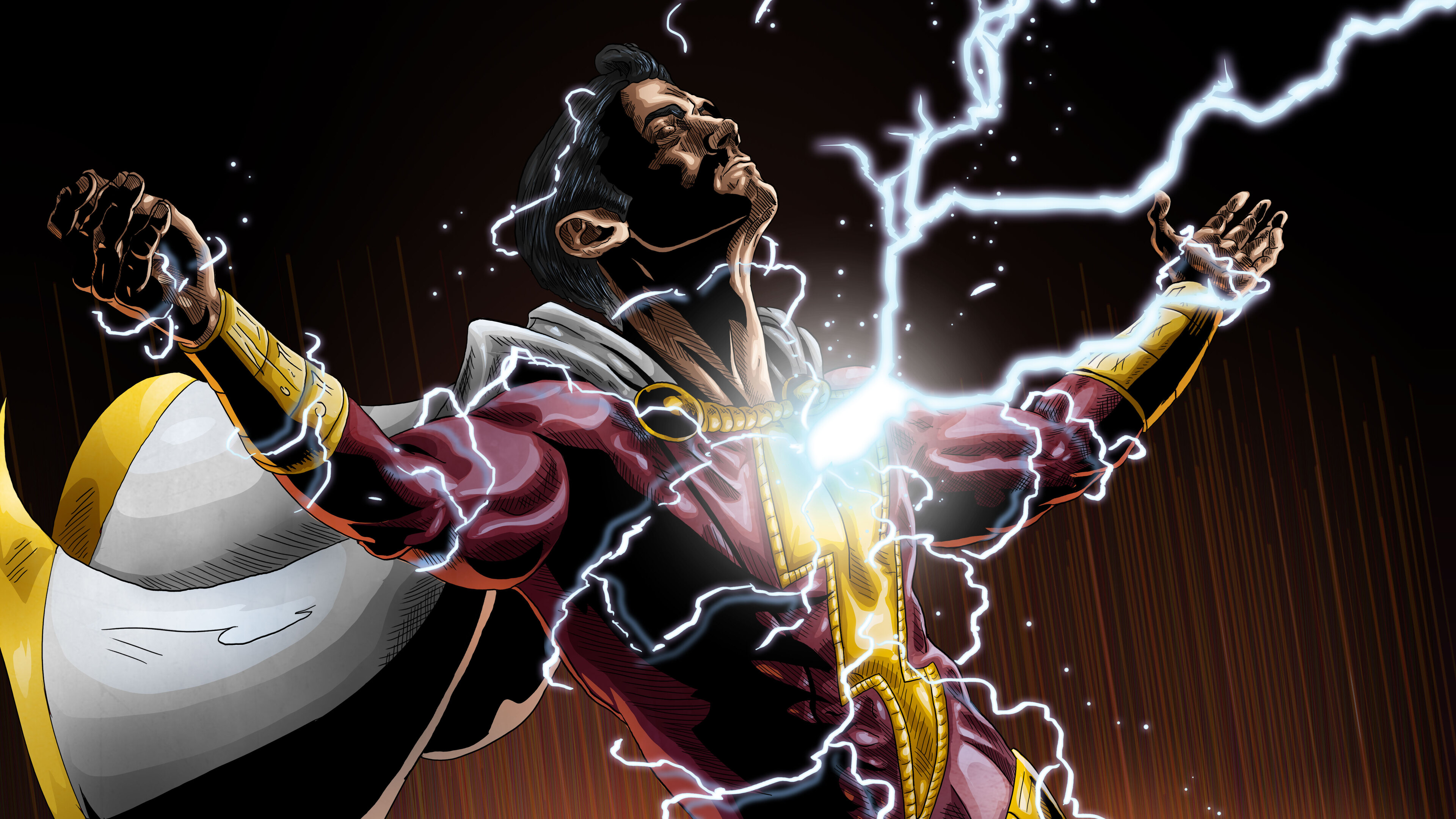 Top 13 Shazam Wallpapers In 4k And Full Hd That You Must