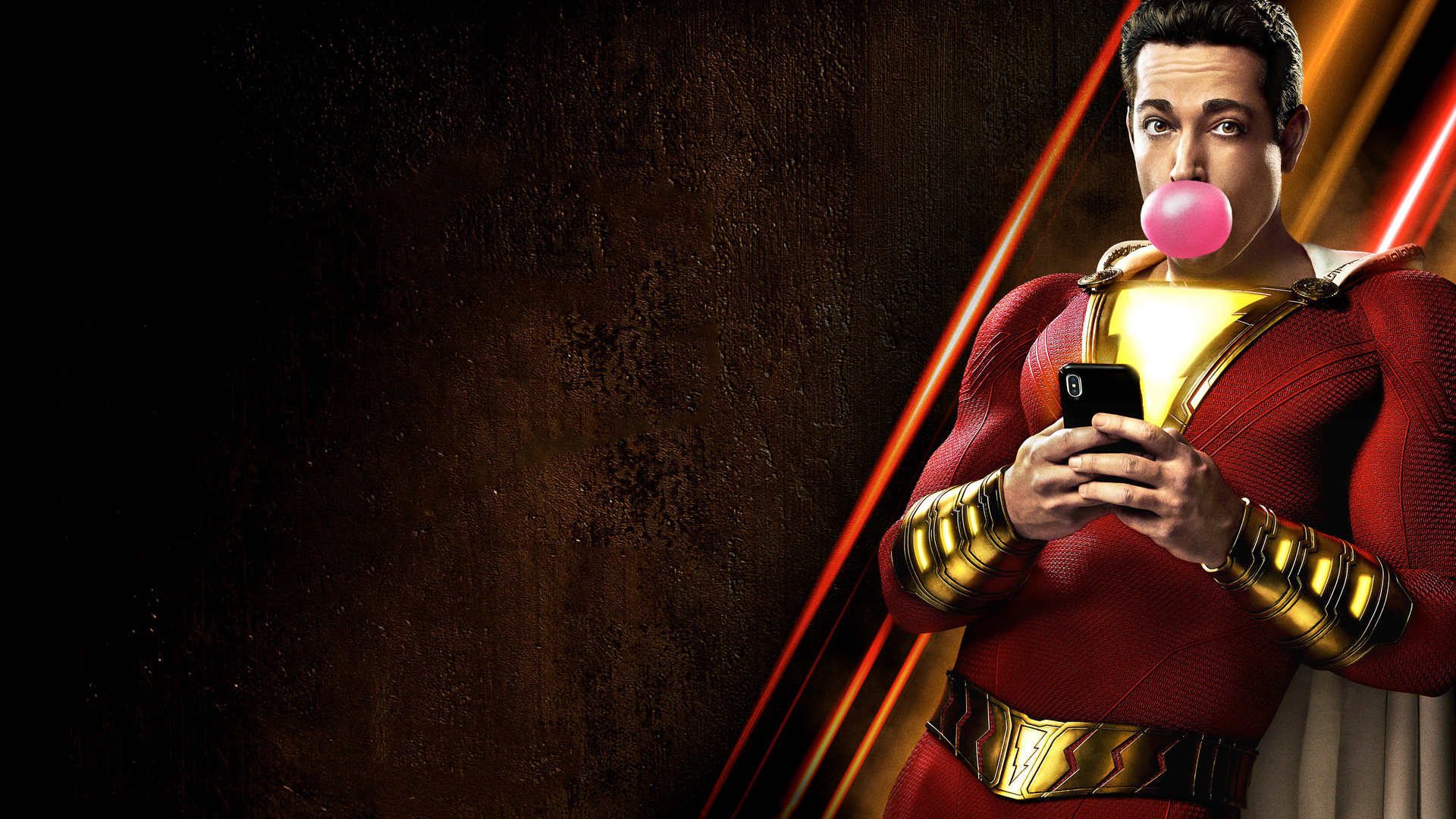 SHAZAM! Gets An Awesome New Chinese Poster Ahead Of Its