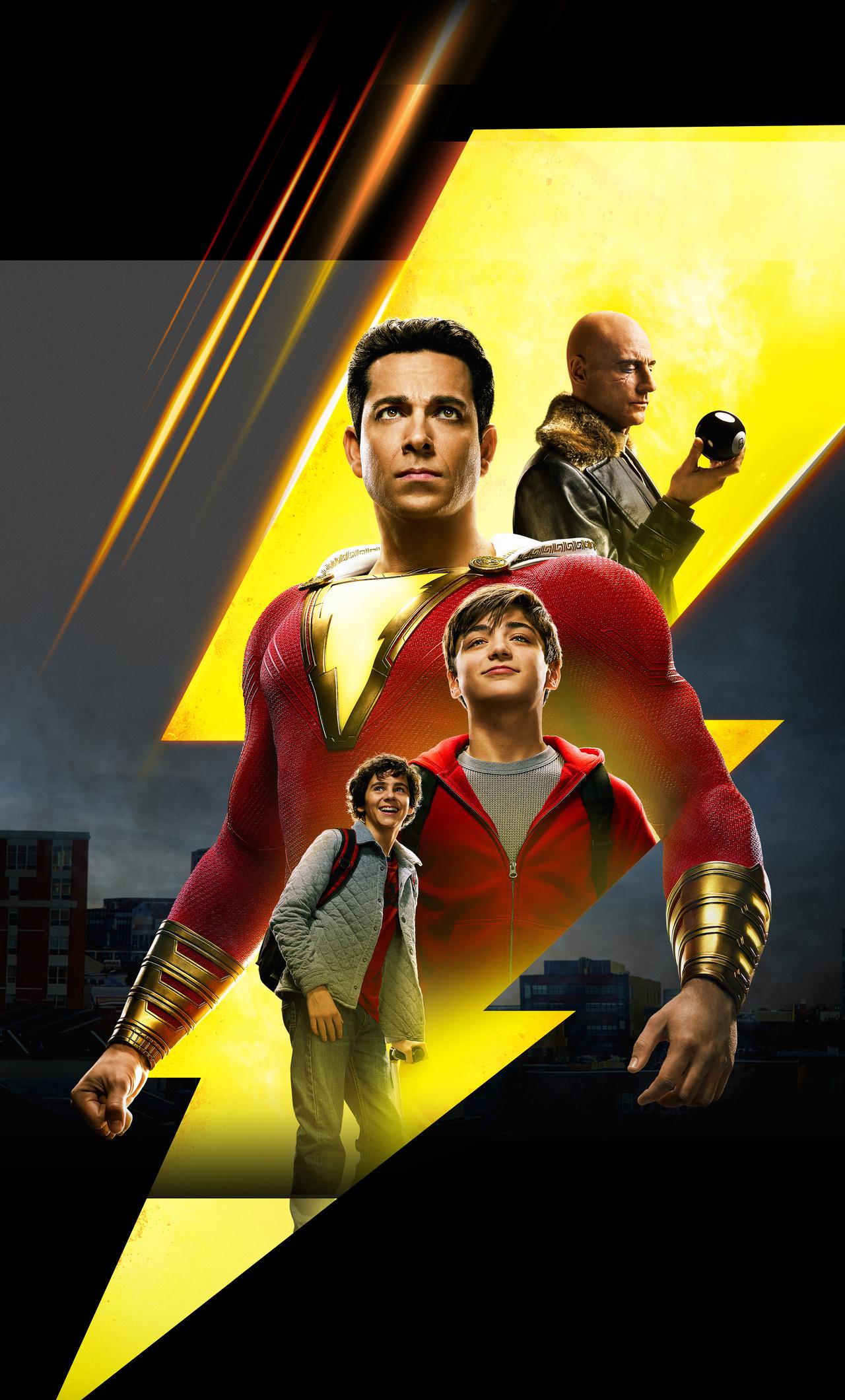 Crítica do filme do Capitão Marvel (Shazam é o cacete!)