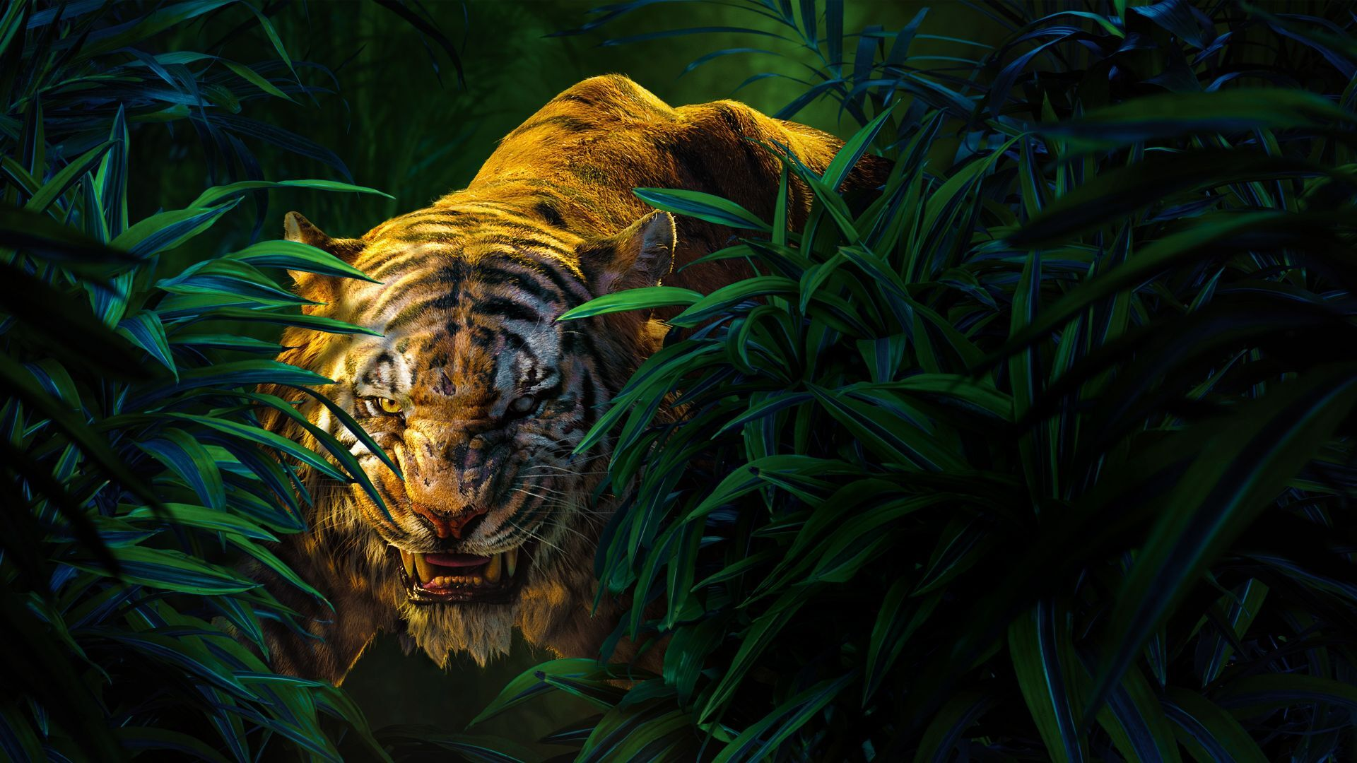 1920x1080 Shere Khan The Jungle Book Movie Laptop Full Hd 1080p Hd