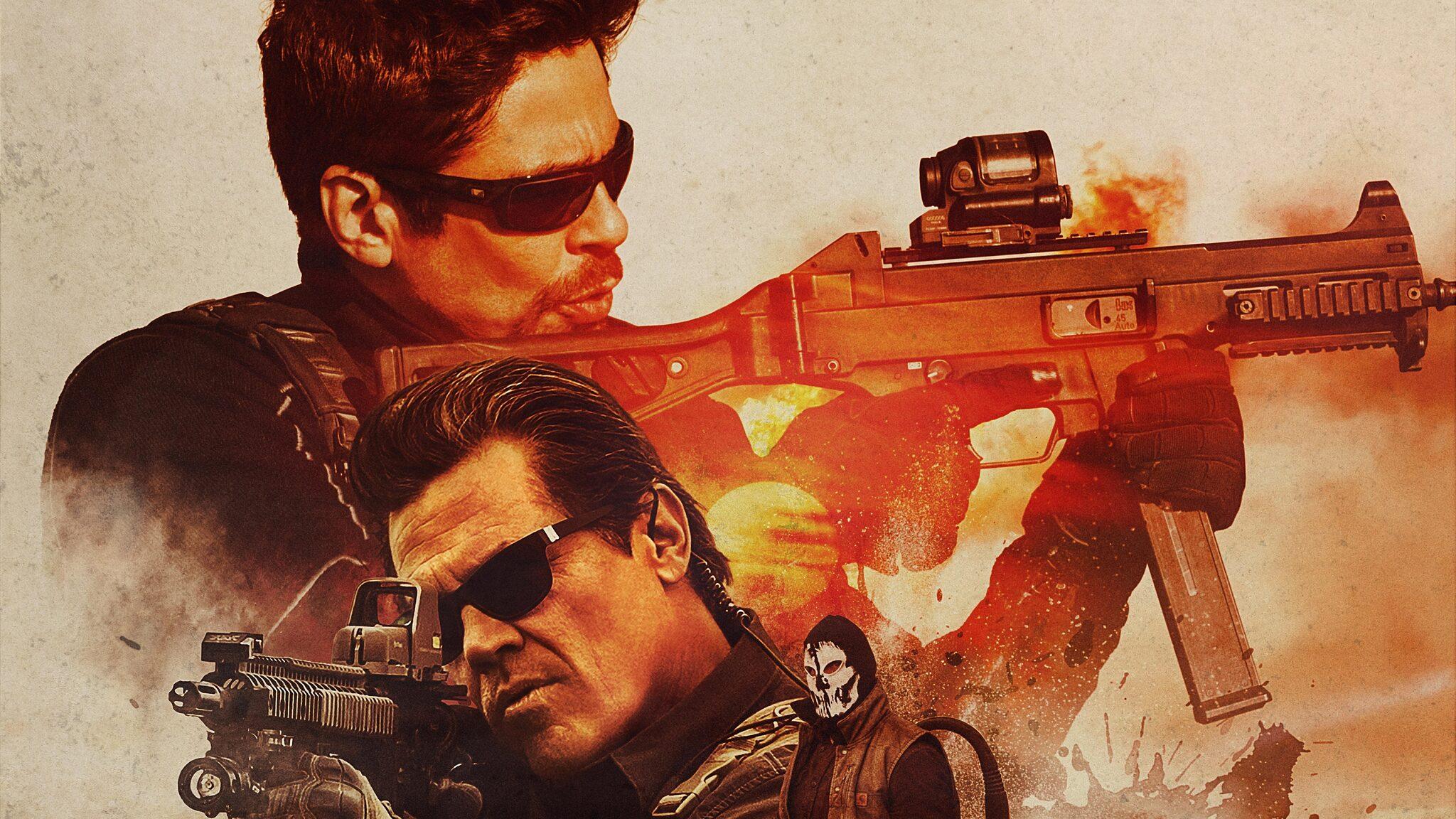 2048x1152 sicario day of the soldado movie 10k 2048x1152 - Sicario wallpaper ...