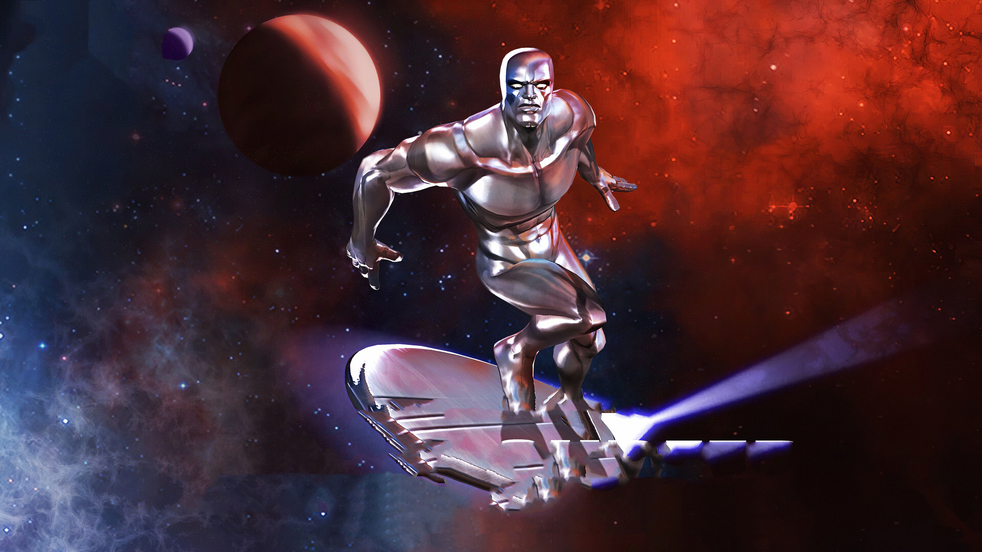 1920x1080 Silver Surfer Marvel Contest Of Champions 4k Laptop Full