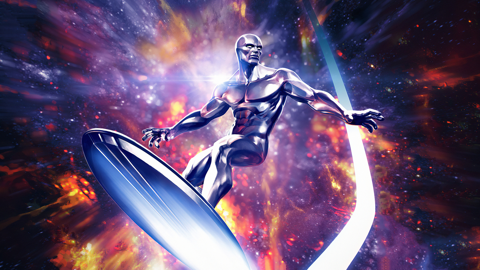 1920x1080 Silver Surfer Marvel Contest Of Champions Laptop Full Hd