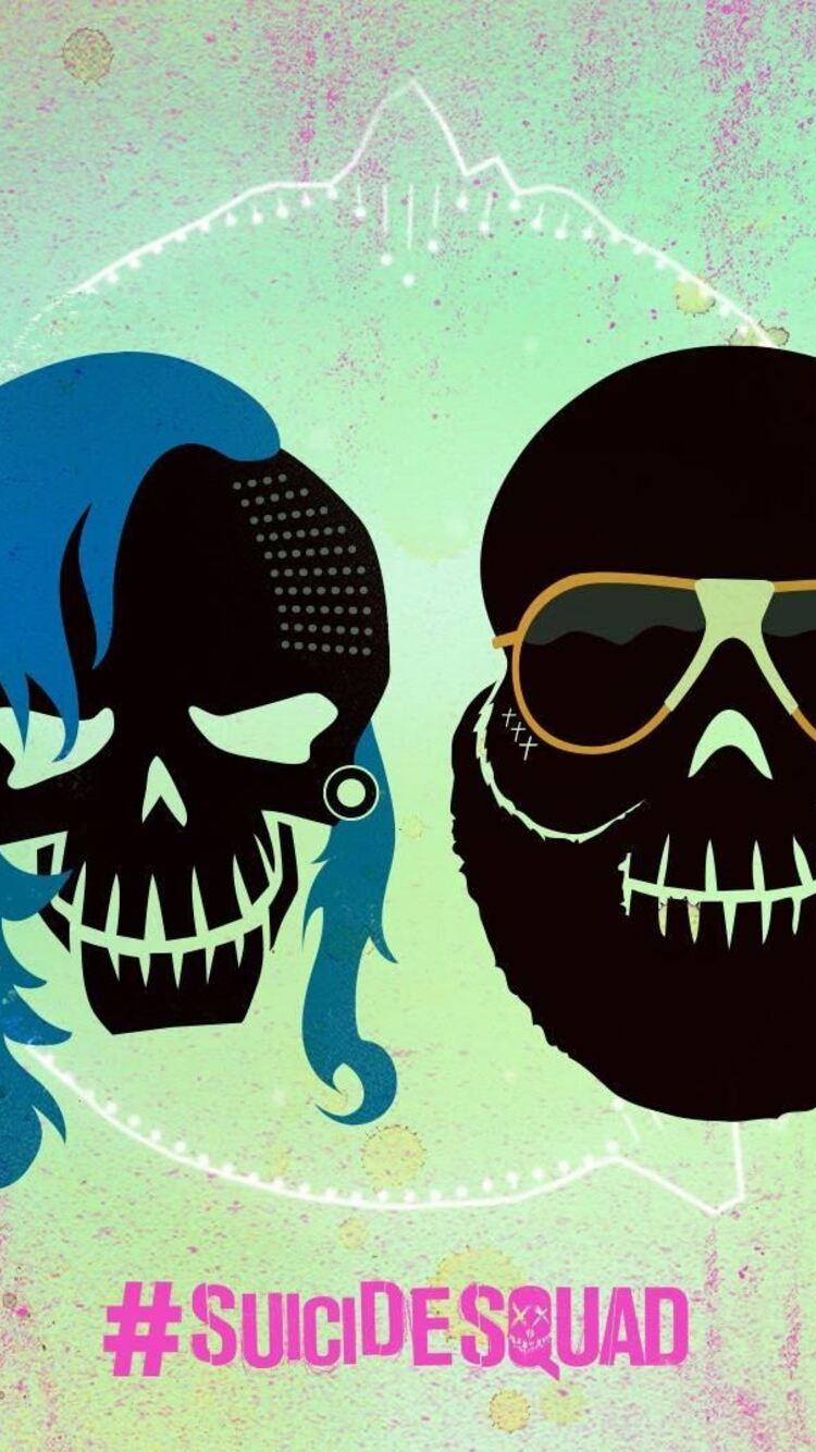 Skrillex Suicide Squad Image