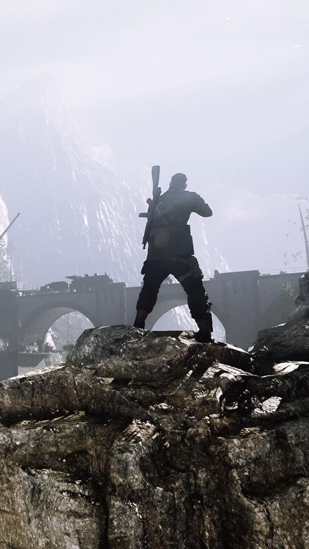 1080x1920 sniper elite 4 2016 game iphone 76s6 plus pixel xl one sniper elite 4 2016 game wideg voltagebd Images