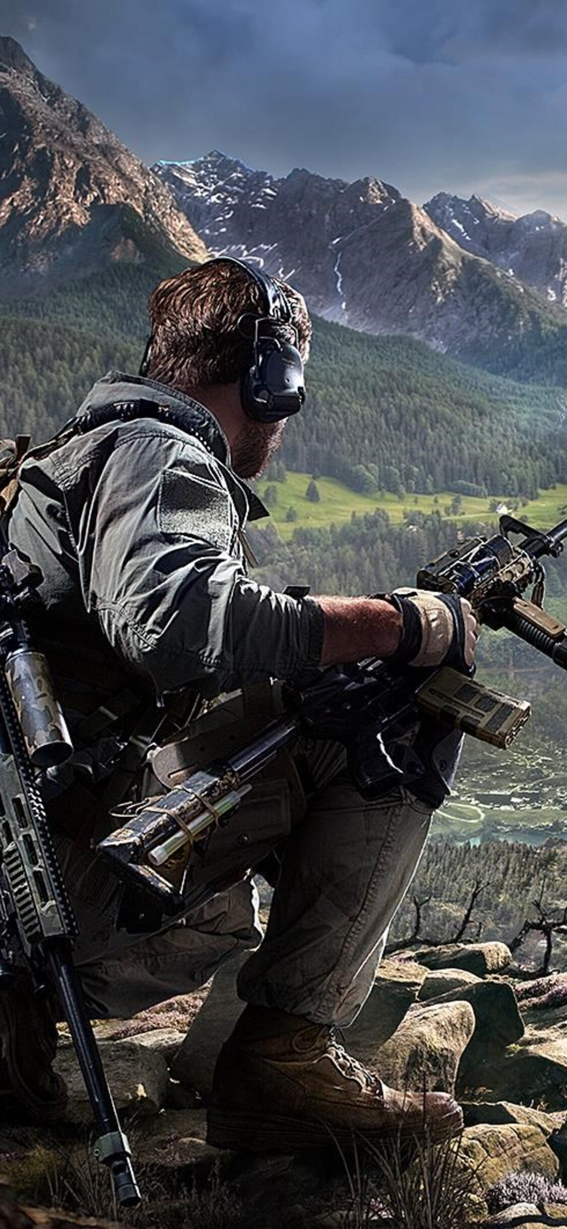 1125x2436 Sniper Ghost Warrior 3 Iphone Xs Iphone 10 Iphone X Hd