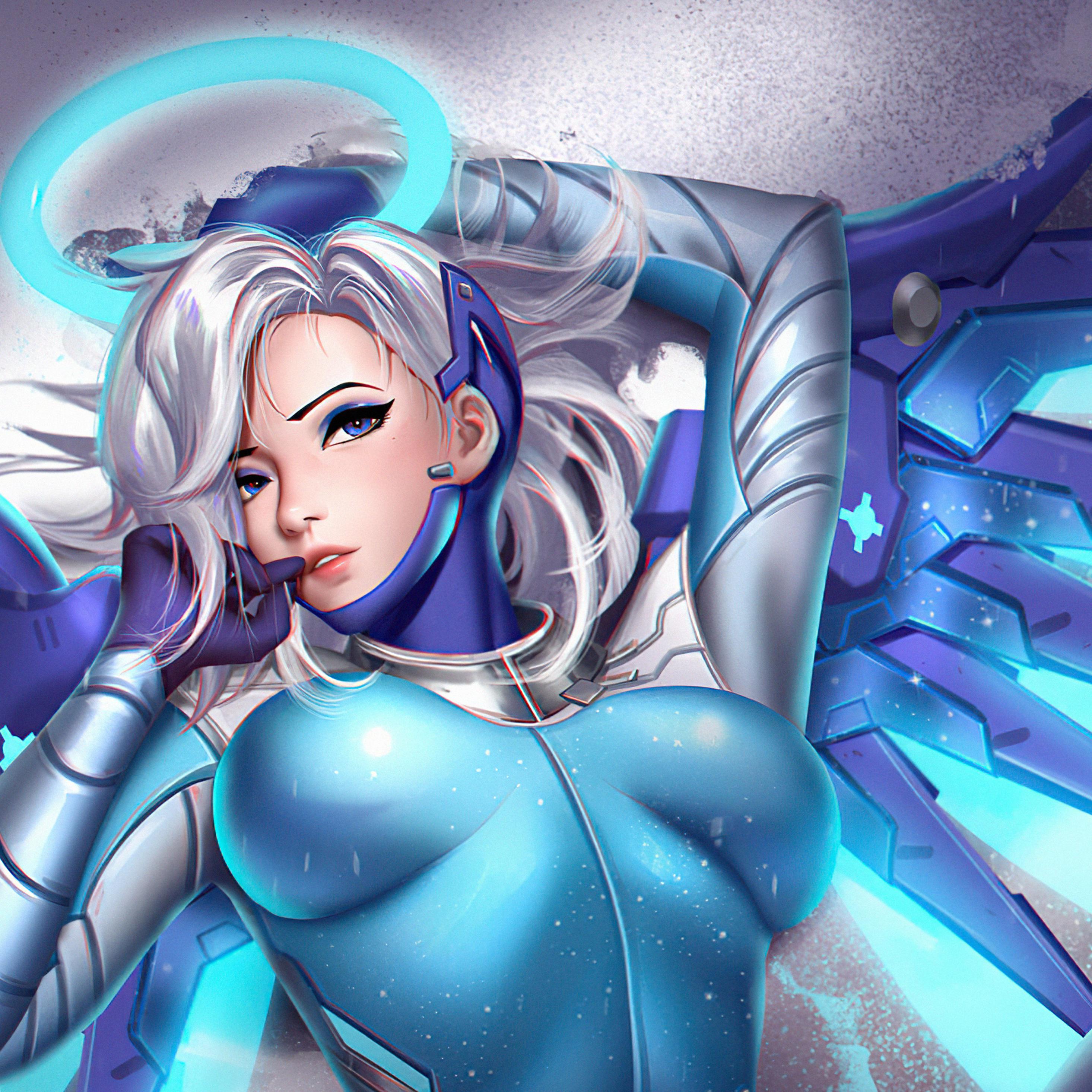 snow-angel-mercy-overwatch-4k-1k.jpg