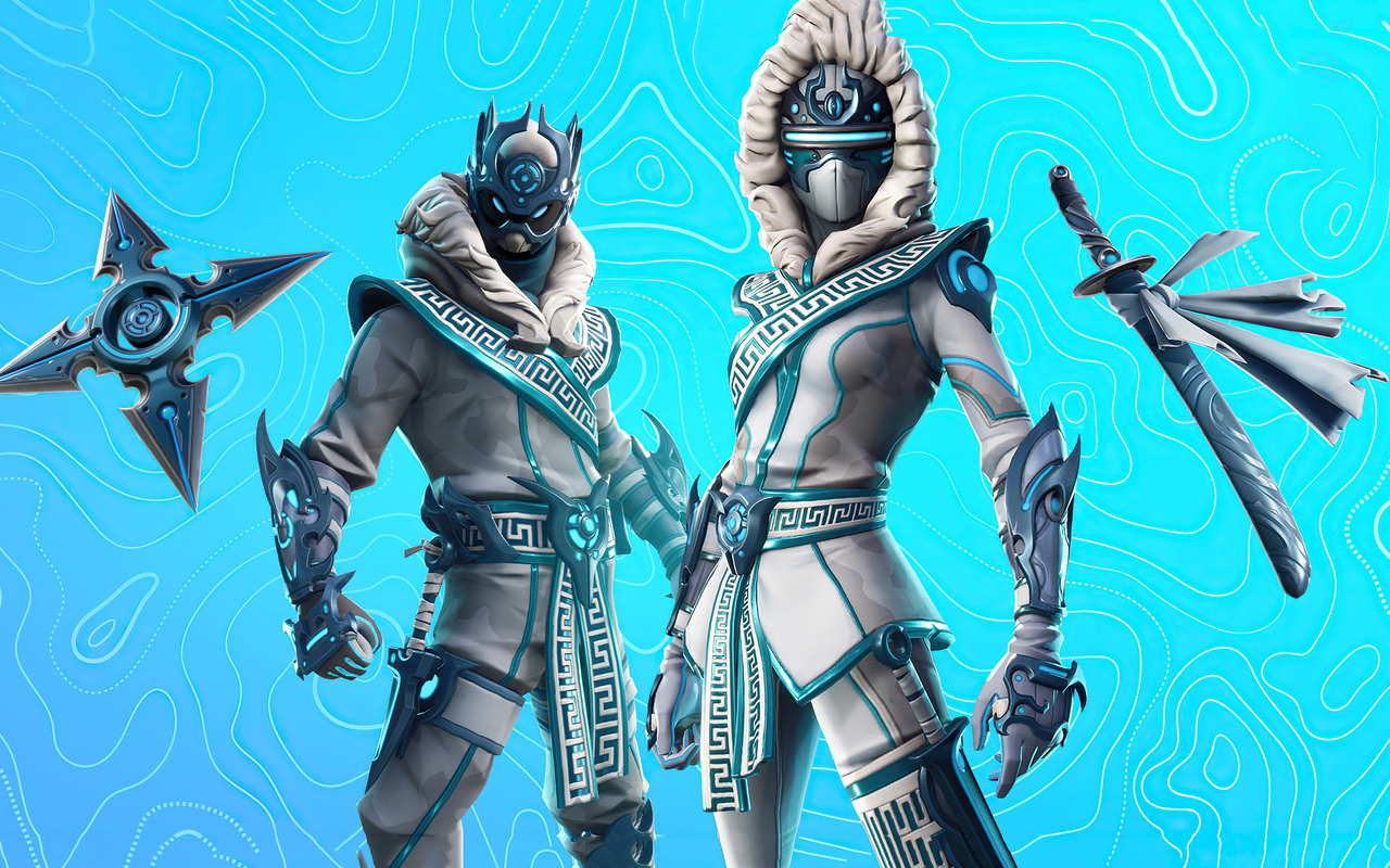 1280x800 Snow Clan Fortnite 2021 720P HD 4k Wallpapers, Images, Backgrounds, Photos and Pictures