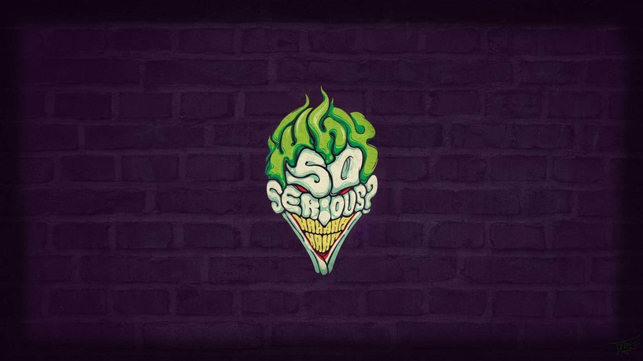 2048x1152 so serious joker 2048x1152 resolution hd 4k for 2048x1152 wallpaper
