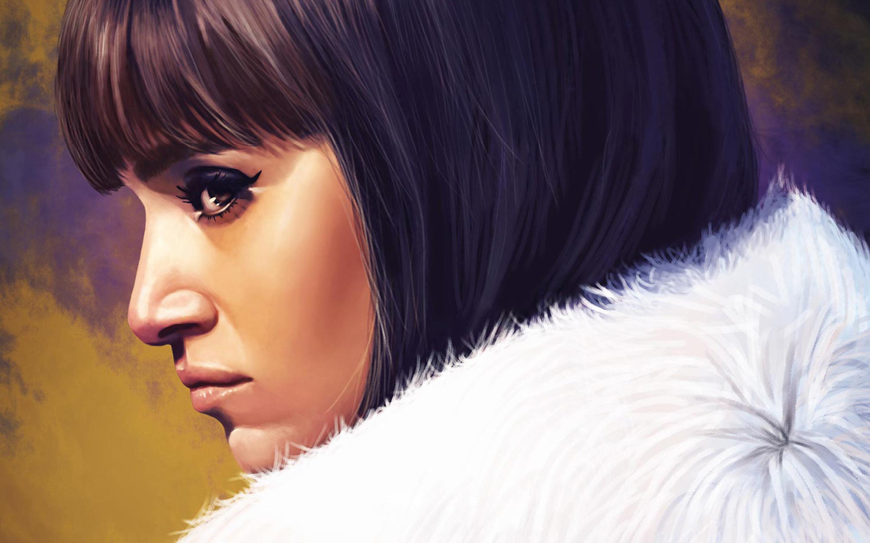 Sofia Boutella In Hotel Artemis Movie Rl