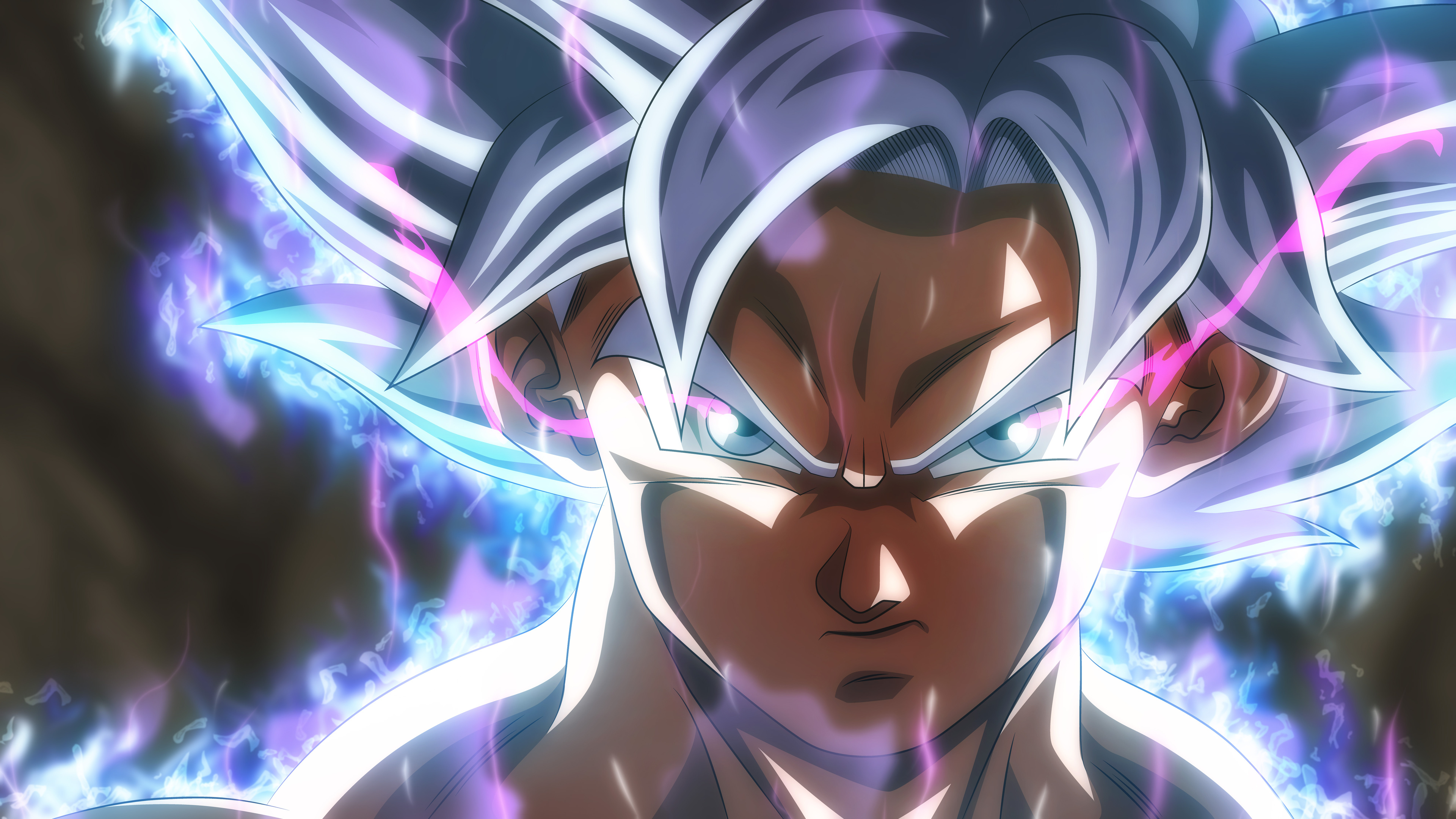 3840x2160 Son Goku Dragon Ball Super 8k Anime 4k Hd 4k Wallpapers