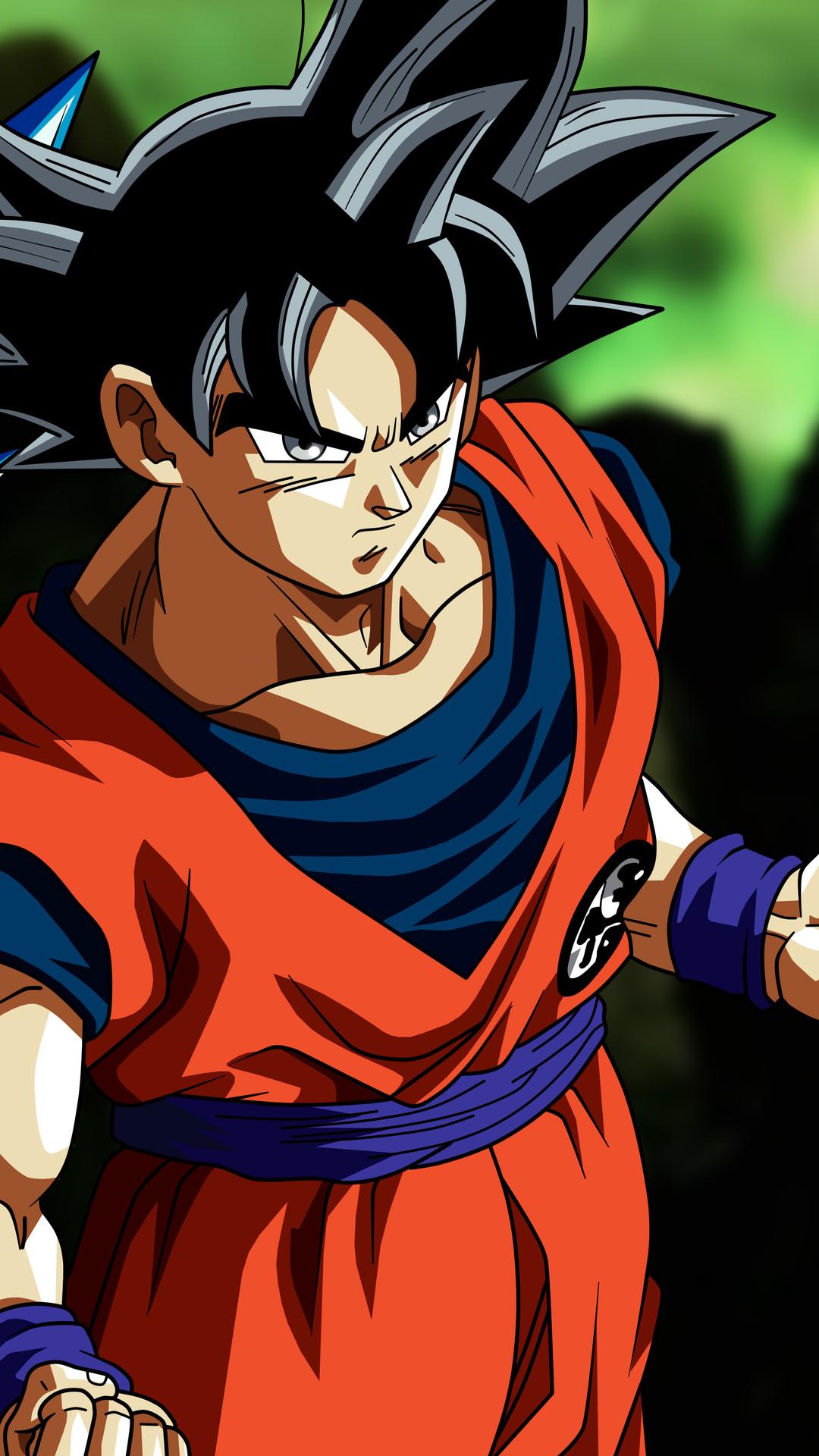 1080x1920 Son Goku Vegeta In Dragon Ball Super 5k Iphone 7
