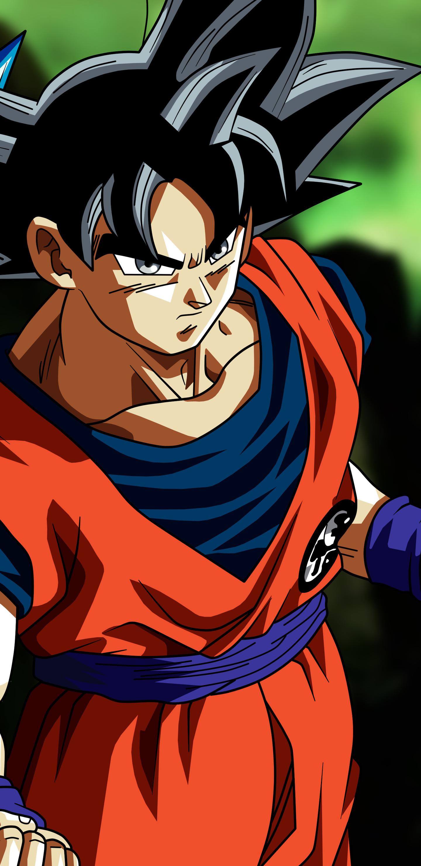 1440x2960 Son Goku Vegeta In Dragon Ball Super 5k Samsung Galaxy