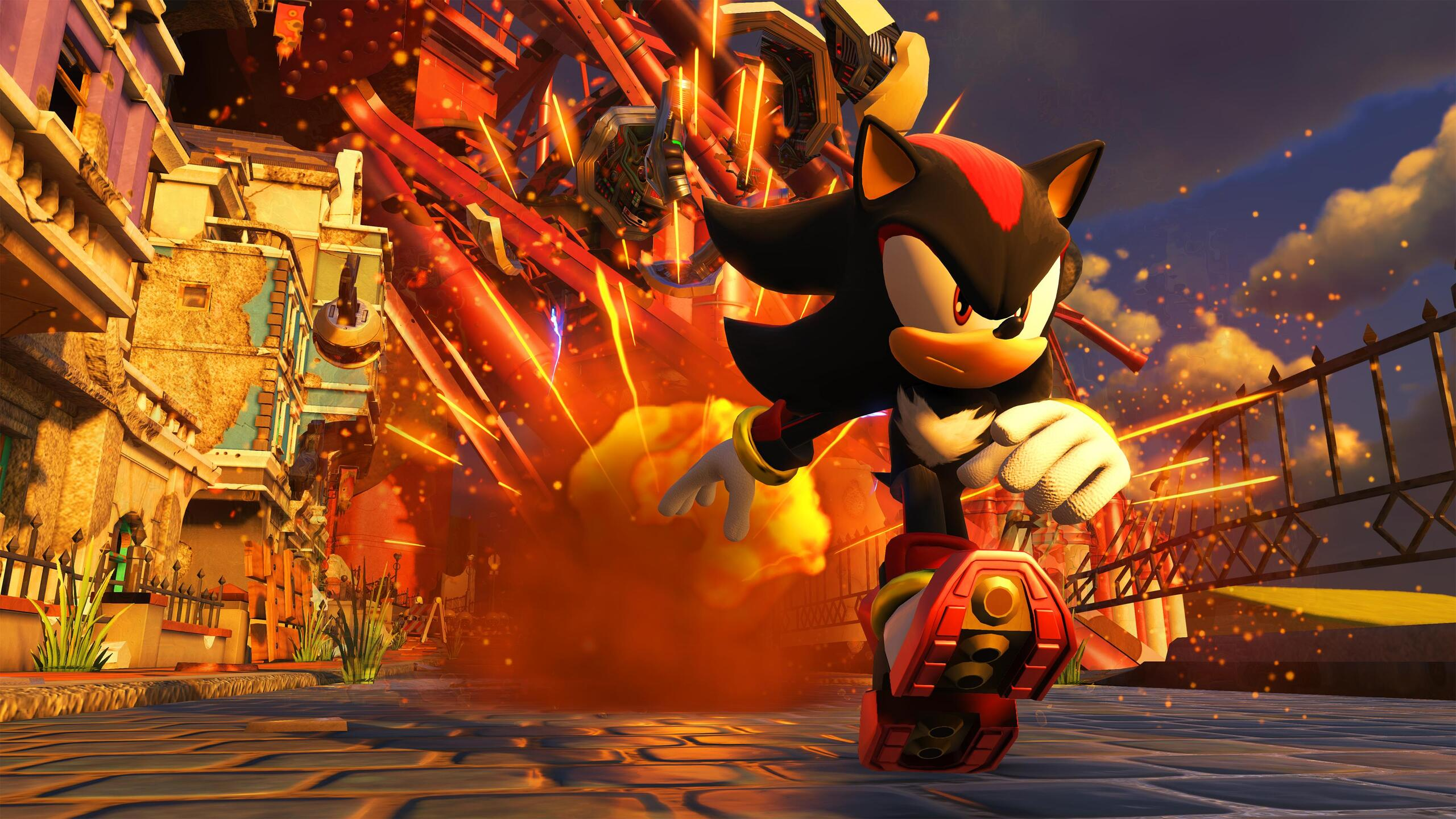 2560x1440 Sonic Forces 4k 1440P Resolution HD 4k ...
