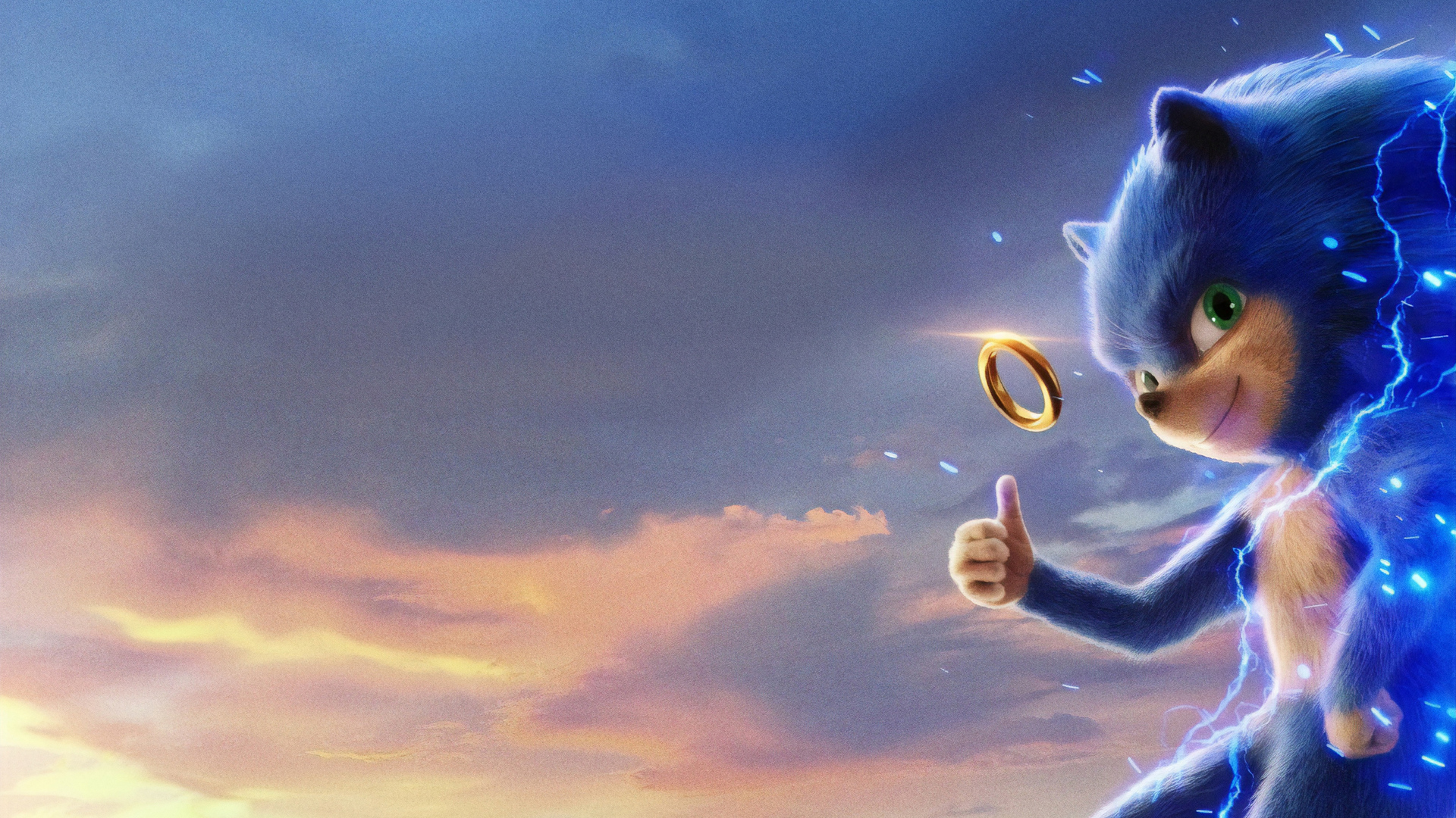 1920x1080 Sonic The Hedgehog 2019 Movie 4k Laptop Full Hd 1080p Hd 4k Wallpapers Images Backgrounds Photos And Pictures