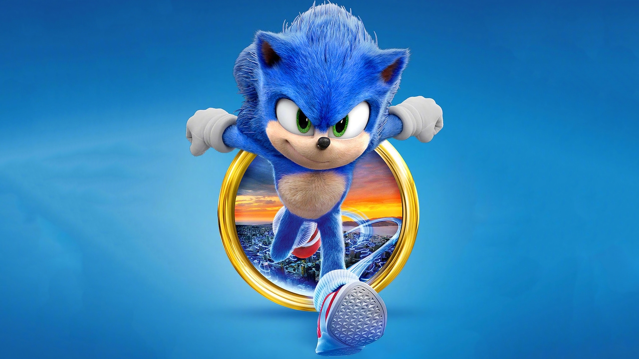 1280x720 Sonic The Hedgehog 2020 4k 720P HD 4k Wallpapers, Images,  Backgrounds, Photos and Pictures