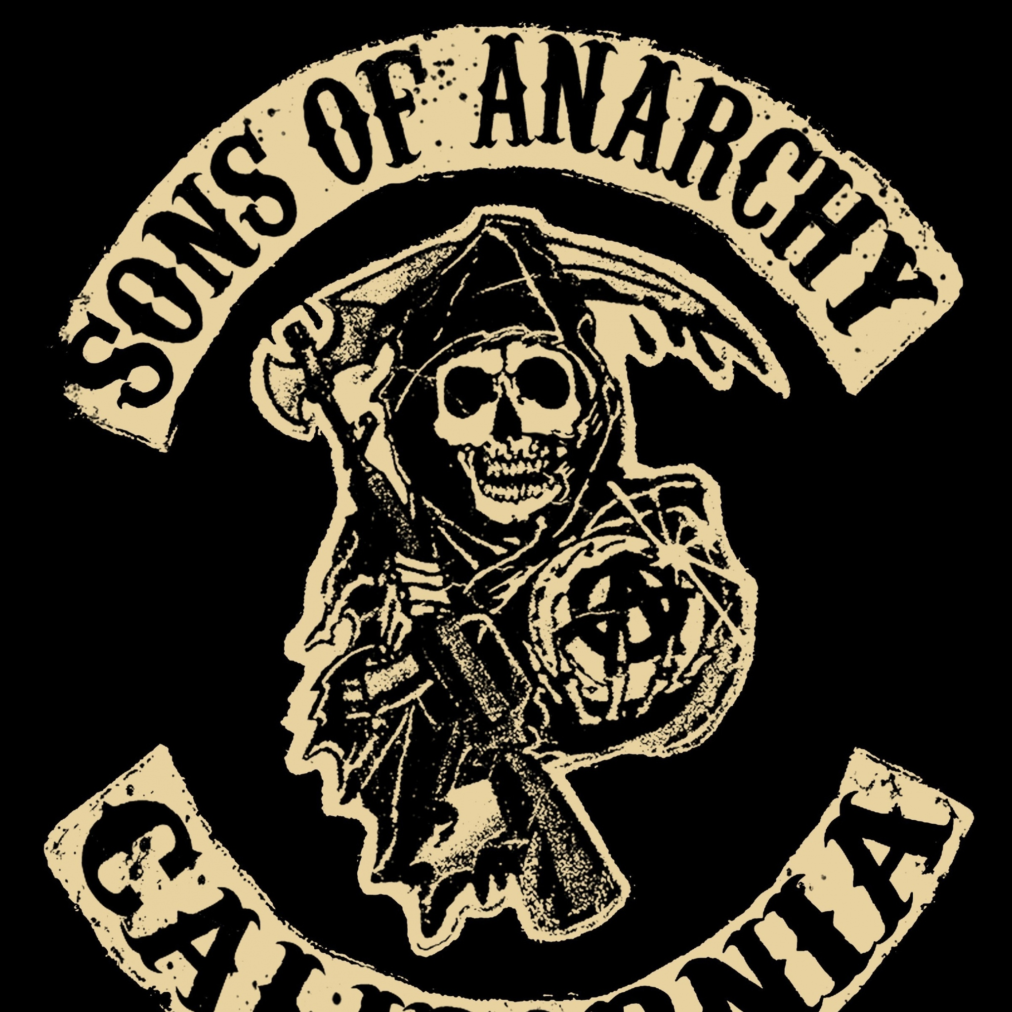 2048x2048 Sons Of Anarchy Ipad Air Hd 4k Wallpapers Images
