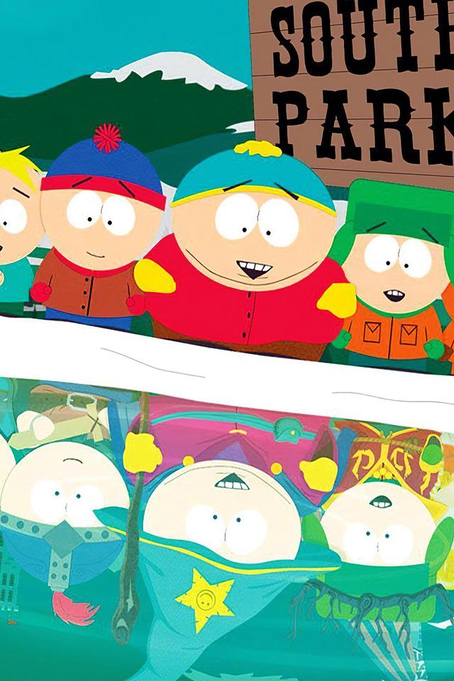 640x960 South Park School Boys Iphone 4 Iphone 4s Hd 4k