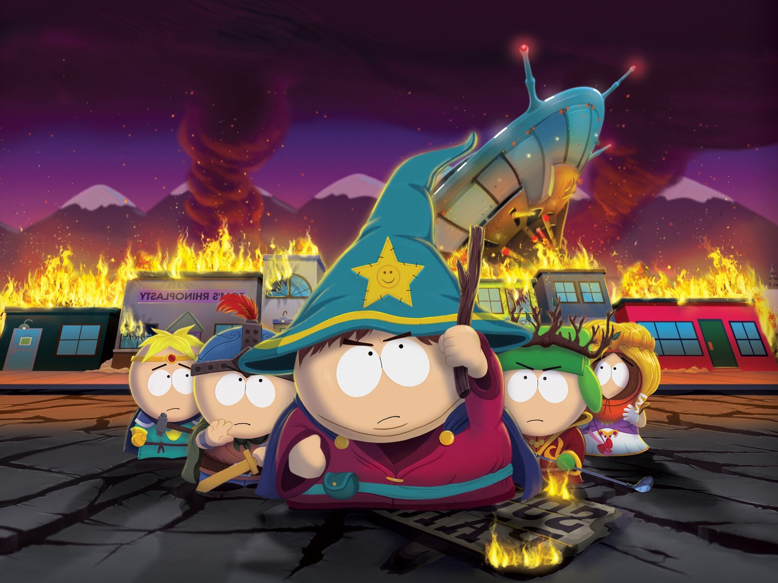 1600x1200 South Park The Stick Of Truth 1600x1200 Resolution Hd 4k