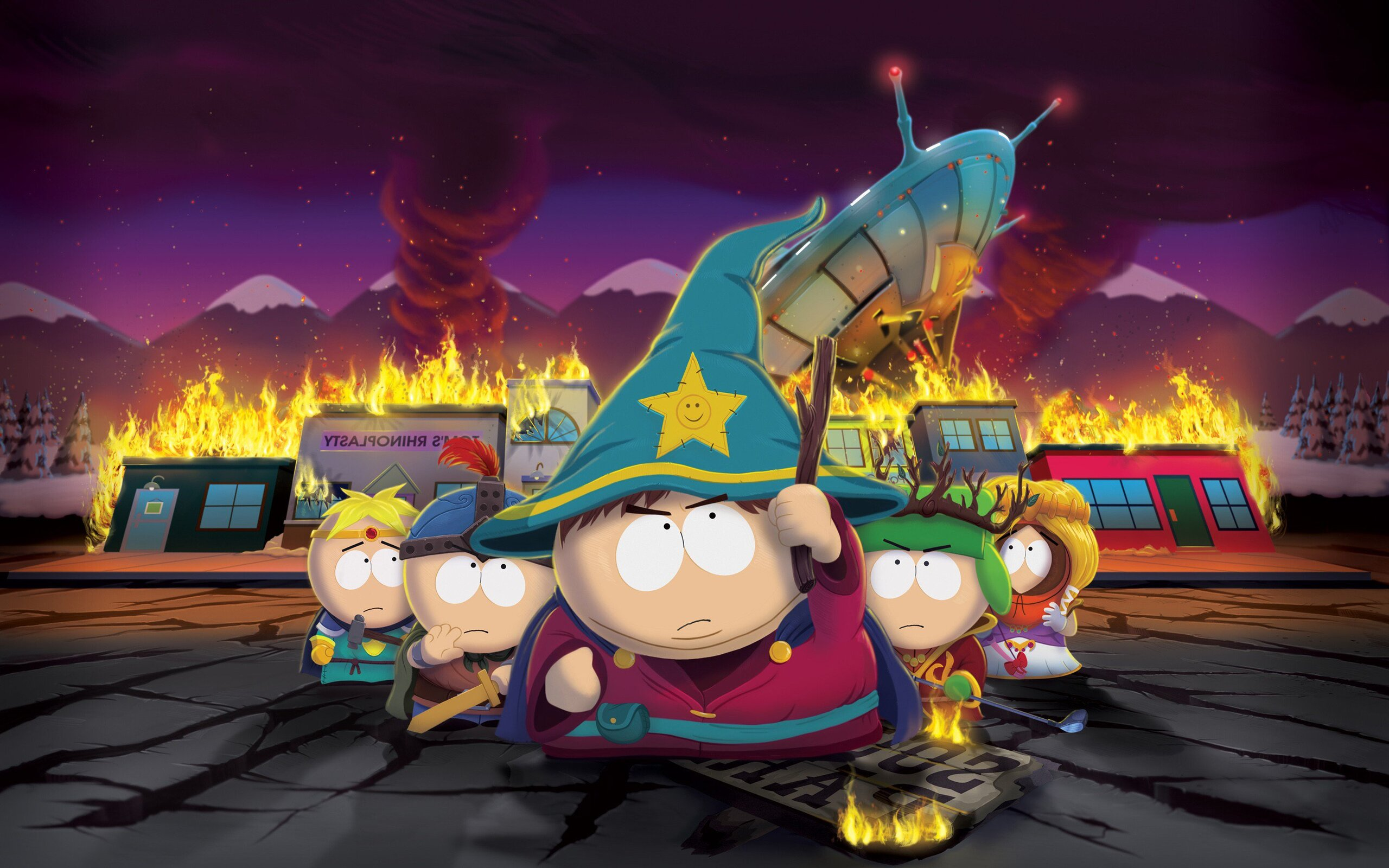 2560x1600 South Park The Stick Of Truth 2560x1600 Resolution Hd 4k