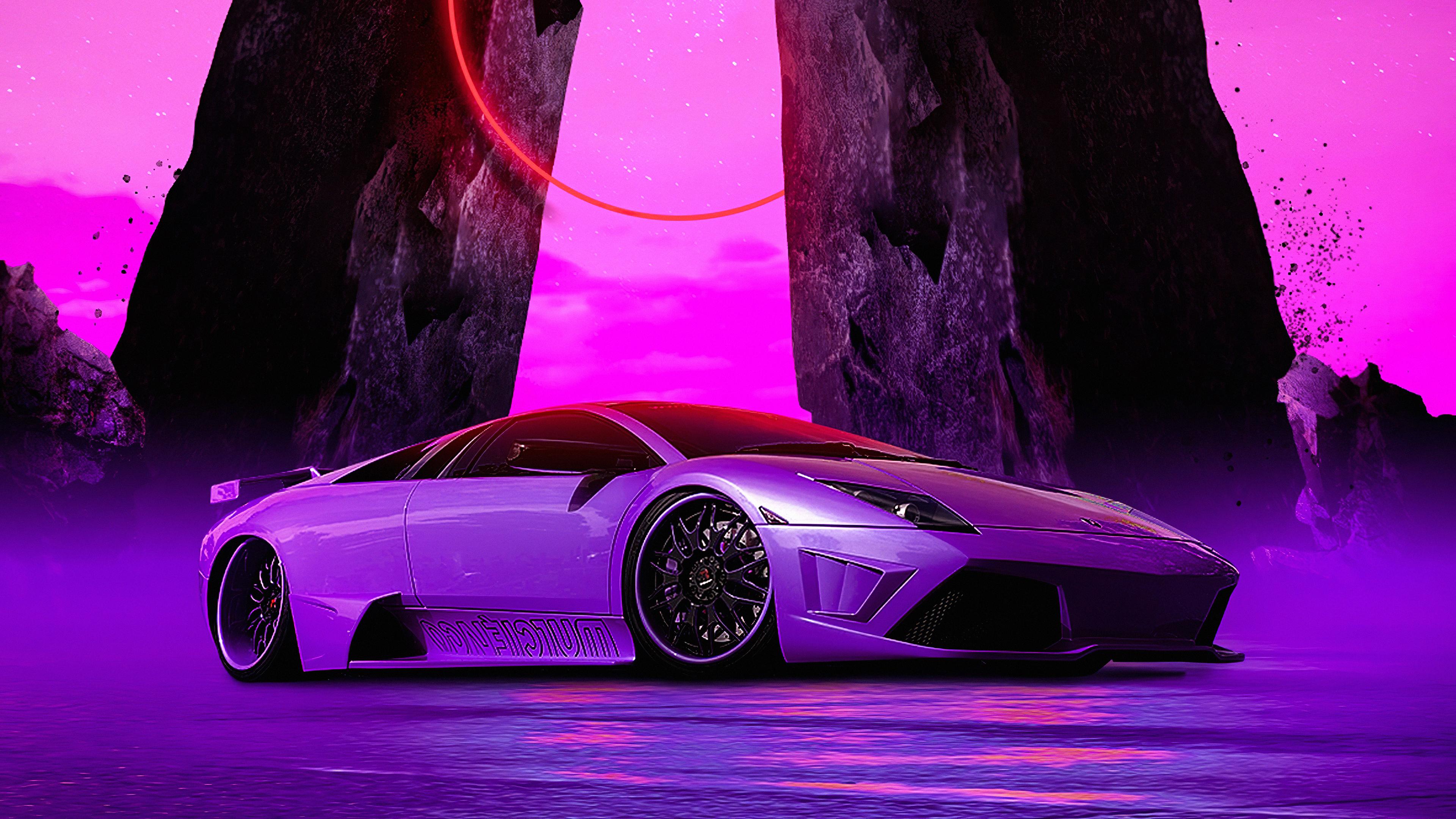 3840x2160 Space Lamborghini 4k 4k HD 4k Wallpapers, Images ...