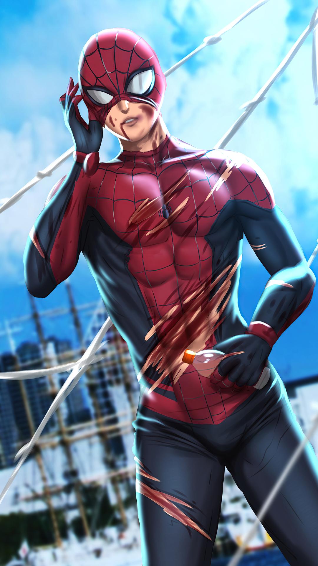 1080x1920 Spider Man 2020 4k Artwork Iphone 7,6s,6 Plus ...