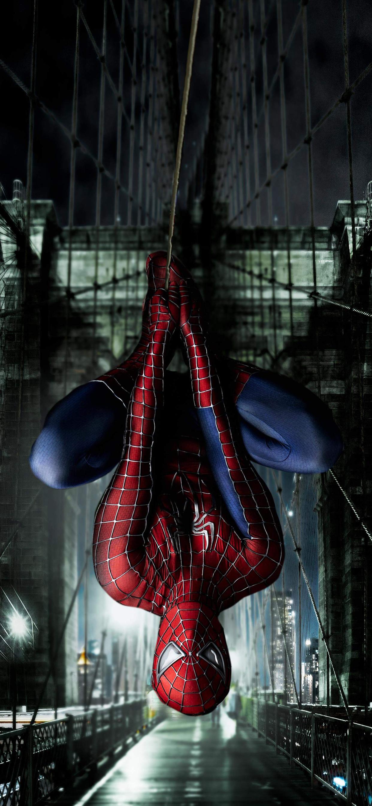 1242x2688 Spider Man 3 Iphone XS MAX HD ...