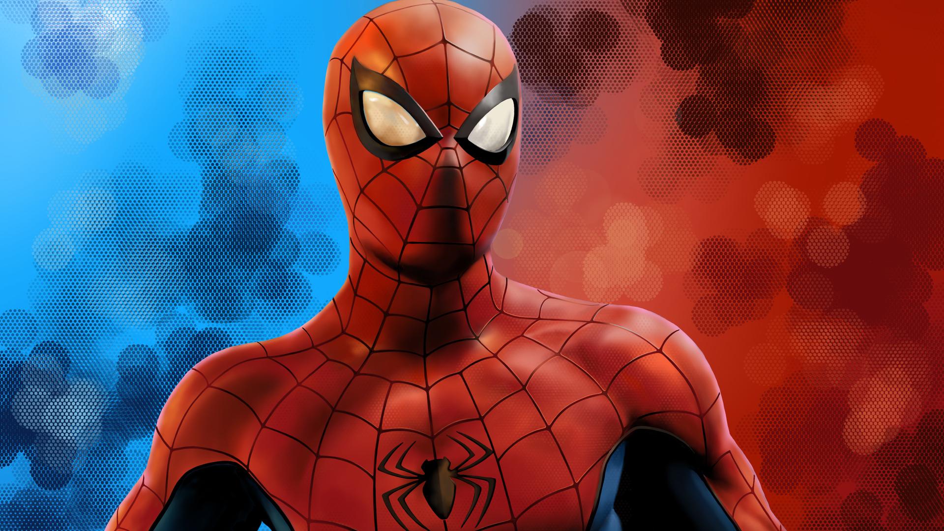 1920x1080 Spider Man Fanart 4k Laptop Full HD 1080P HD 4k ...