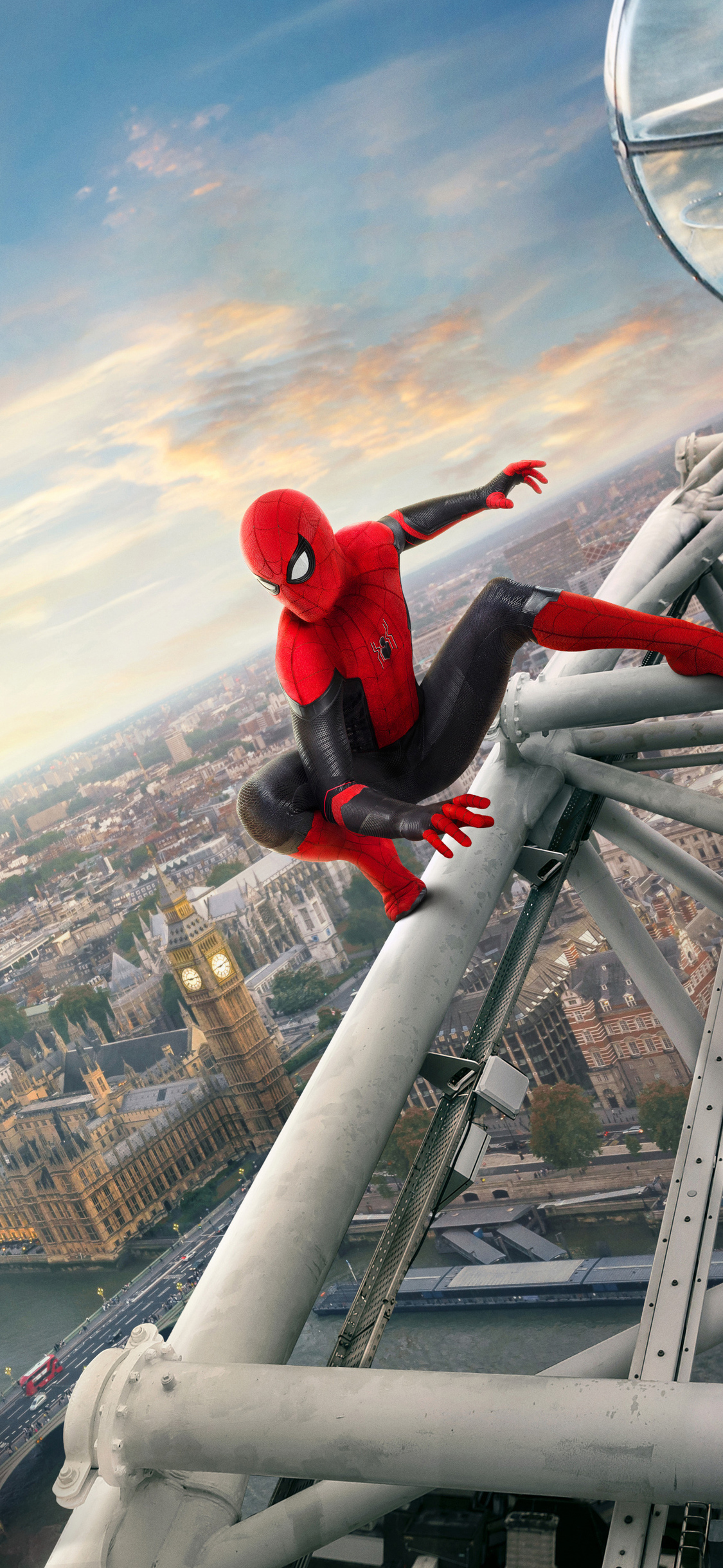 1125x2436 Spider Man Far From Home 5k 2019 Iphone XS ...