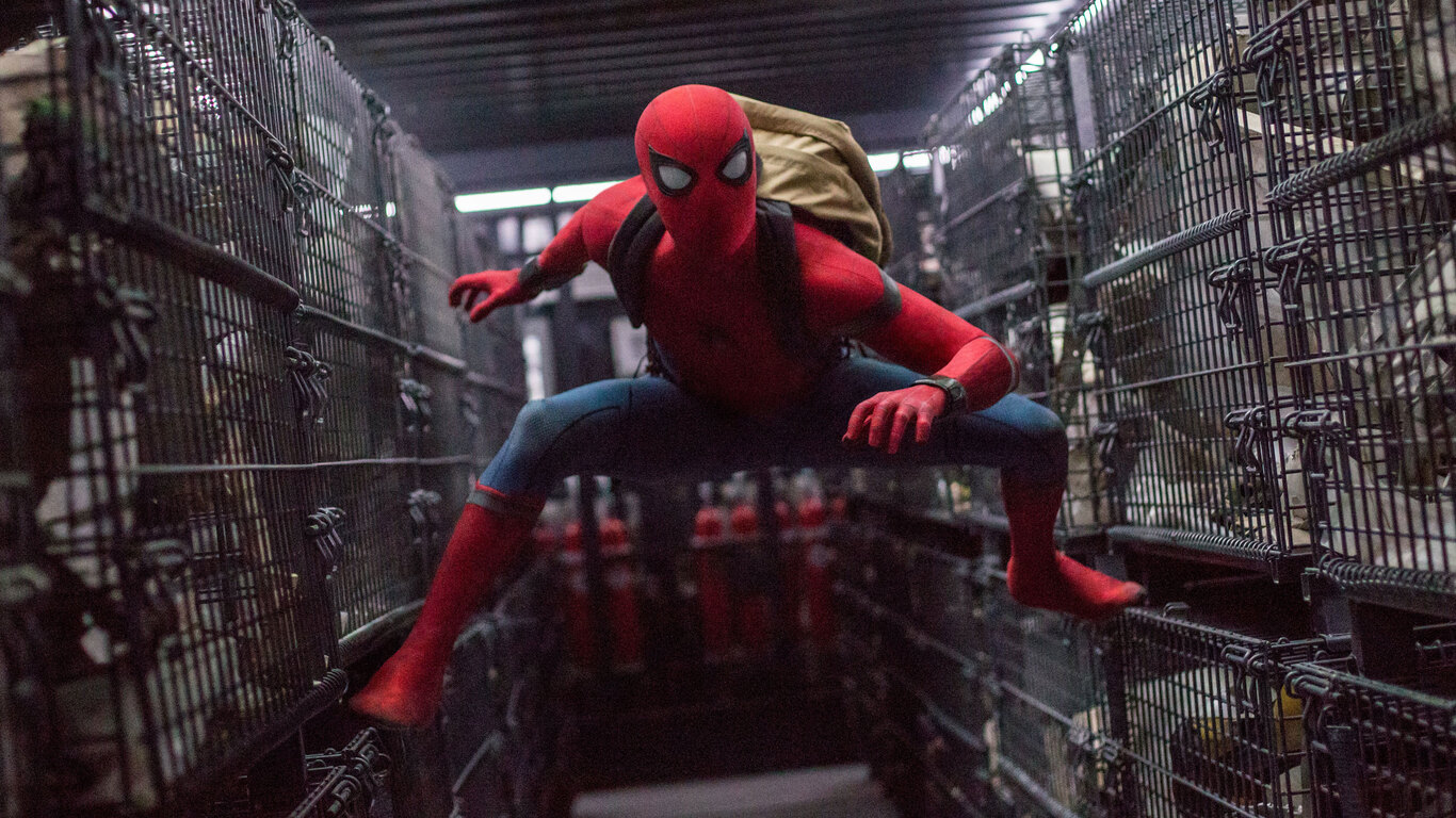 1366x768 Spider Man Homecoming 1366x768 Resolution Hd 4k