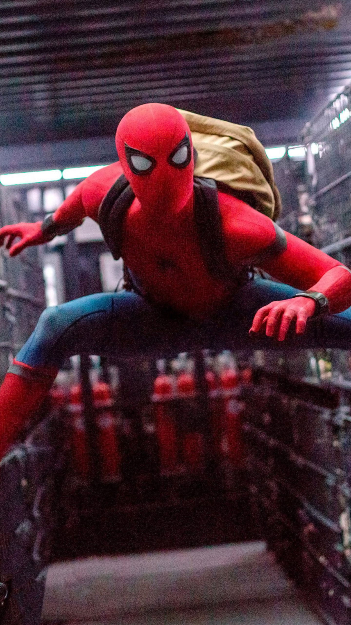 1440x2560 spider man homecoming samsung galaxy s6 s7 - Spider hd images download ...