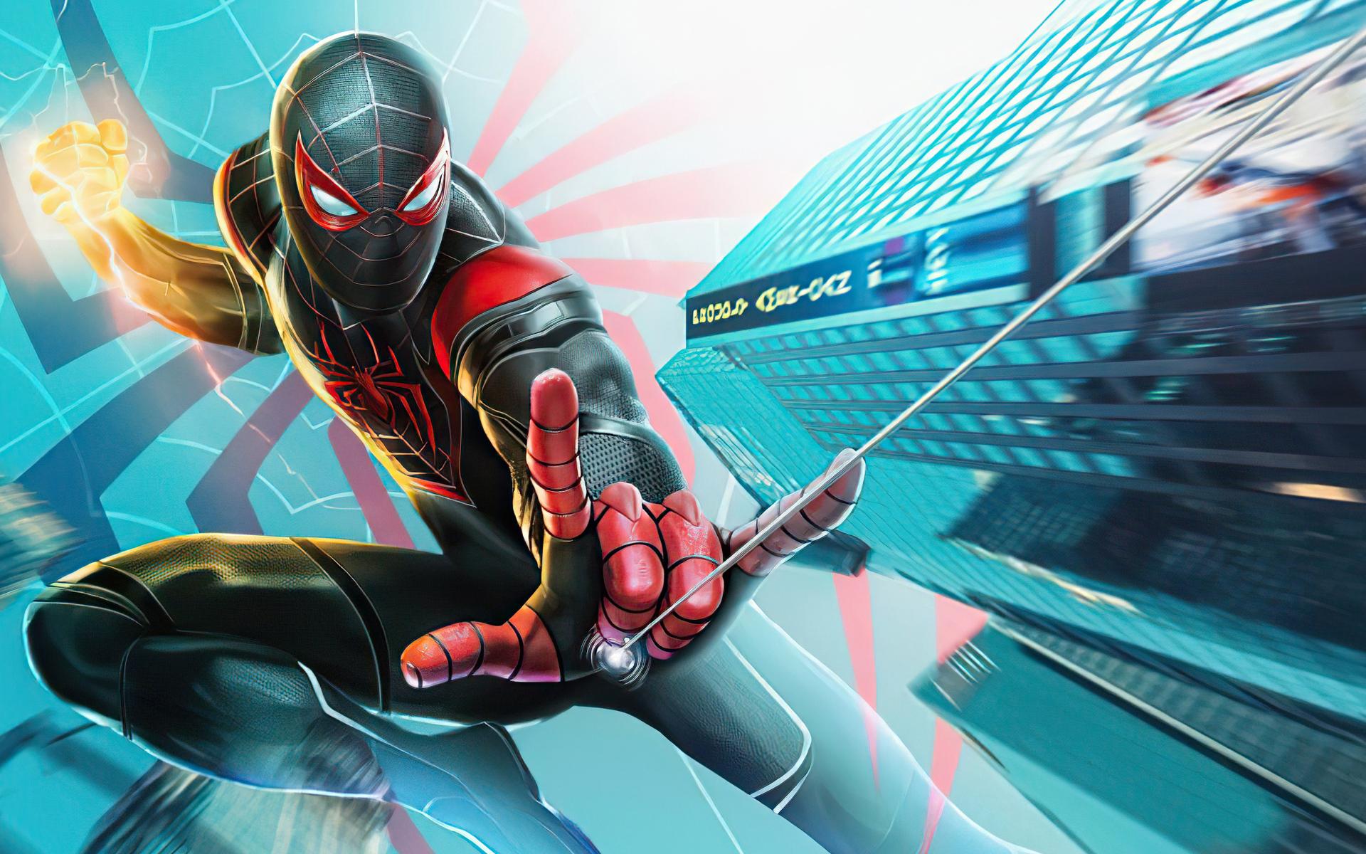 1920x1200 Spider Man Miles Morales 2020 1080P Resolution ...