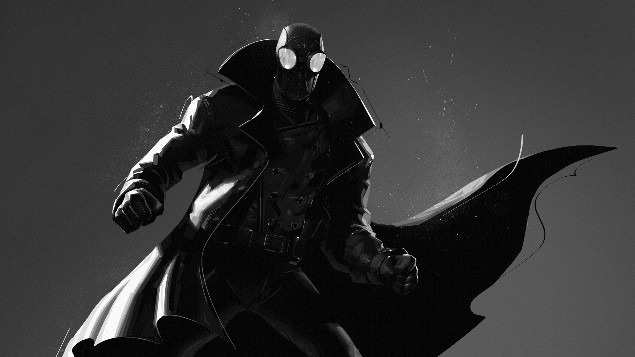 2048x1152 Spider Man Noir 5k 2048x1152 Resolution Hd 4k