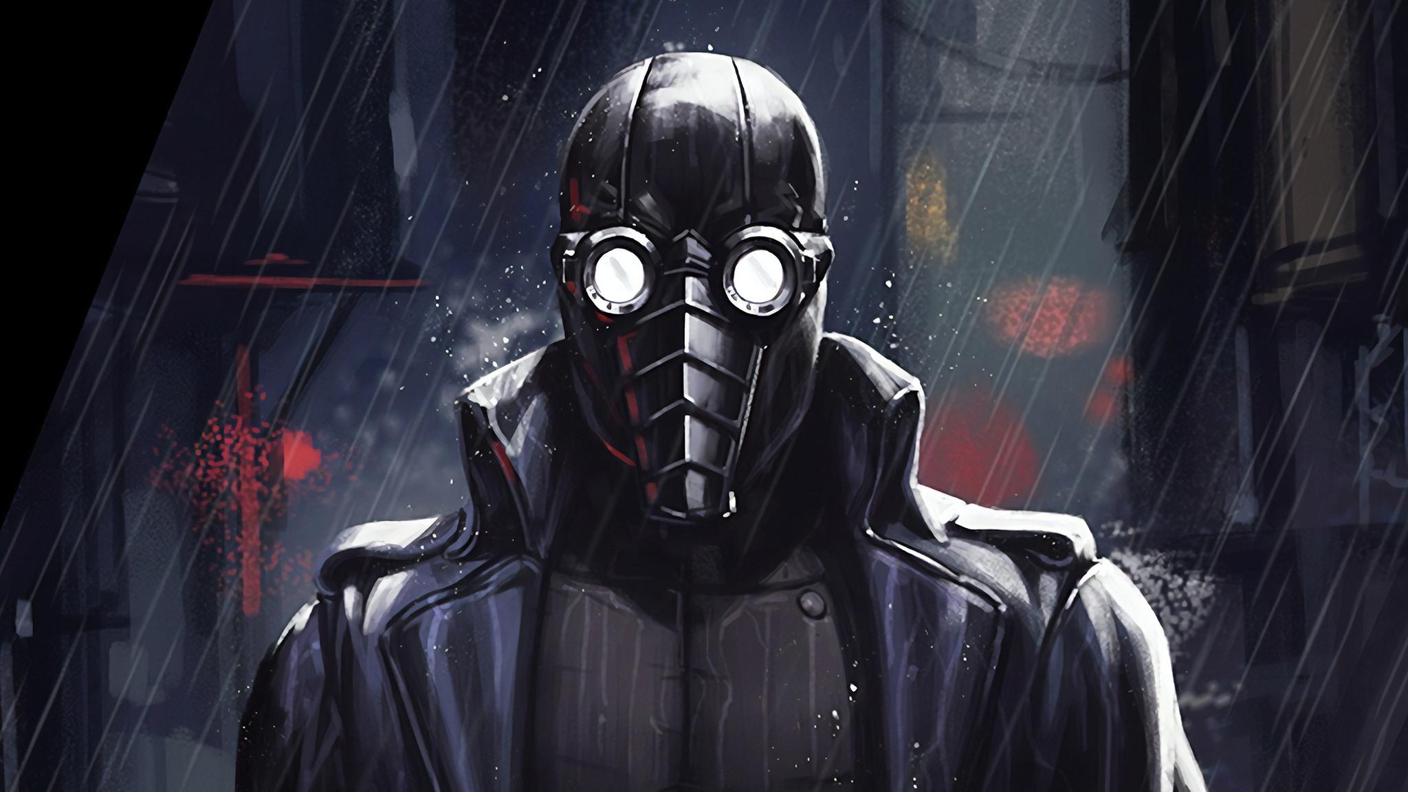 2048x1152 Spider Man Noir Hd 2048x1152 Resolution Hd 4k