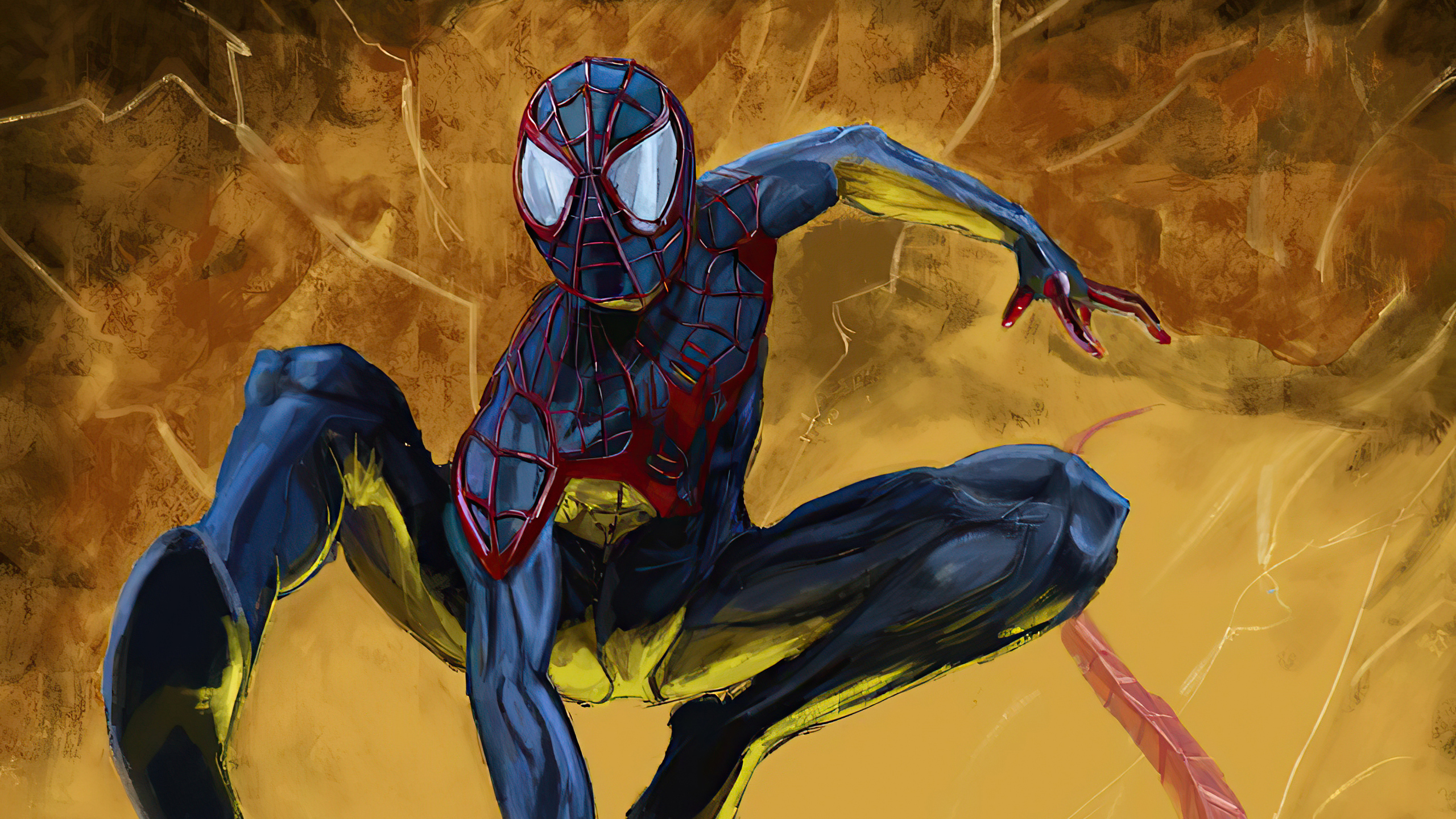 2560x1440 Spider Man V Venom 4k 1440P Resolution HD 4k ...