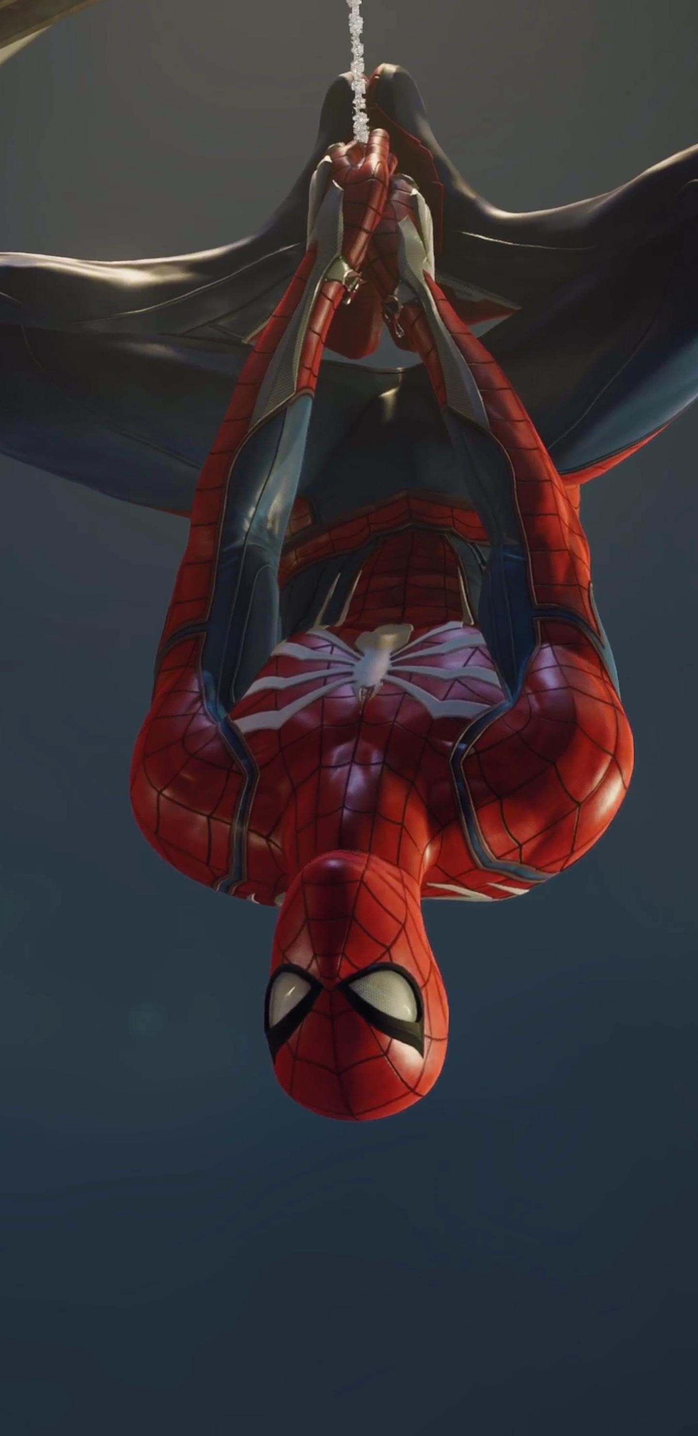 1440x2960 Spiderman 2017 Video Game Samsung Galaxy Note 9