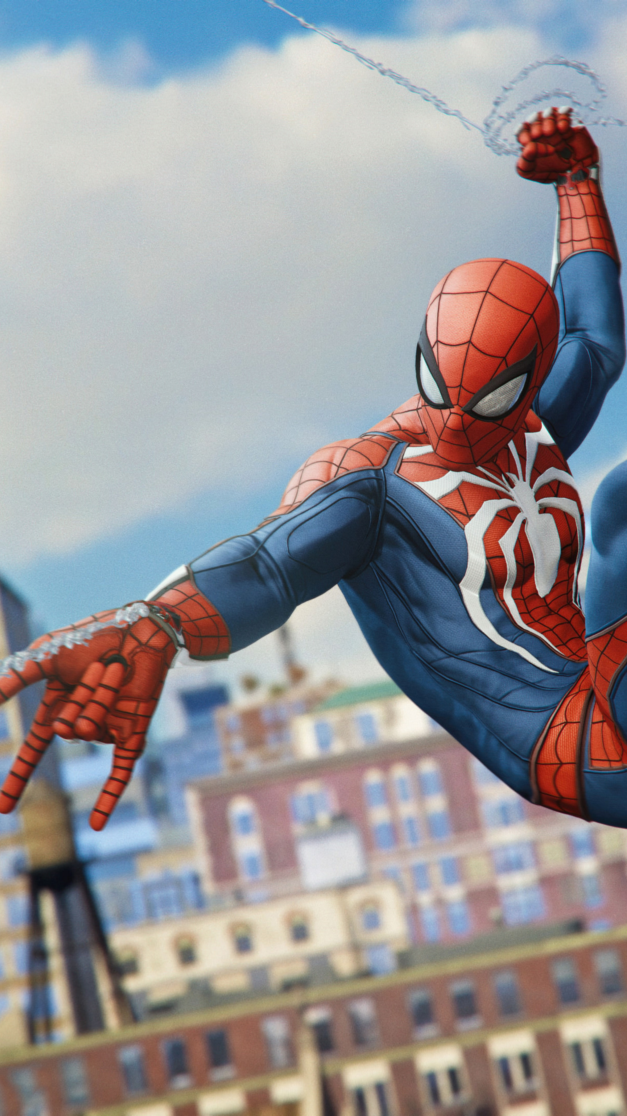 Spider man ps4 android apk